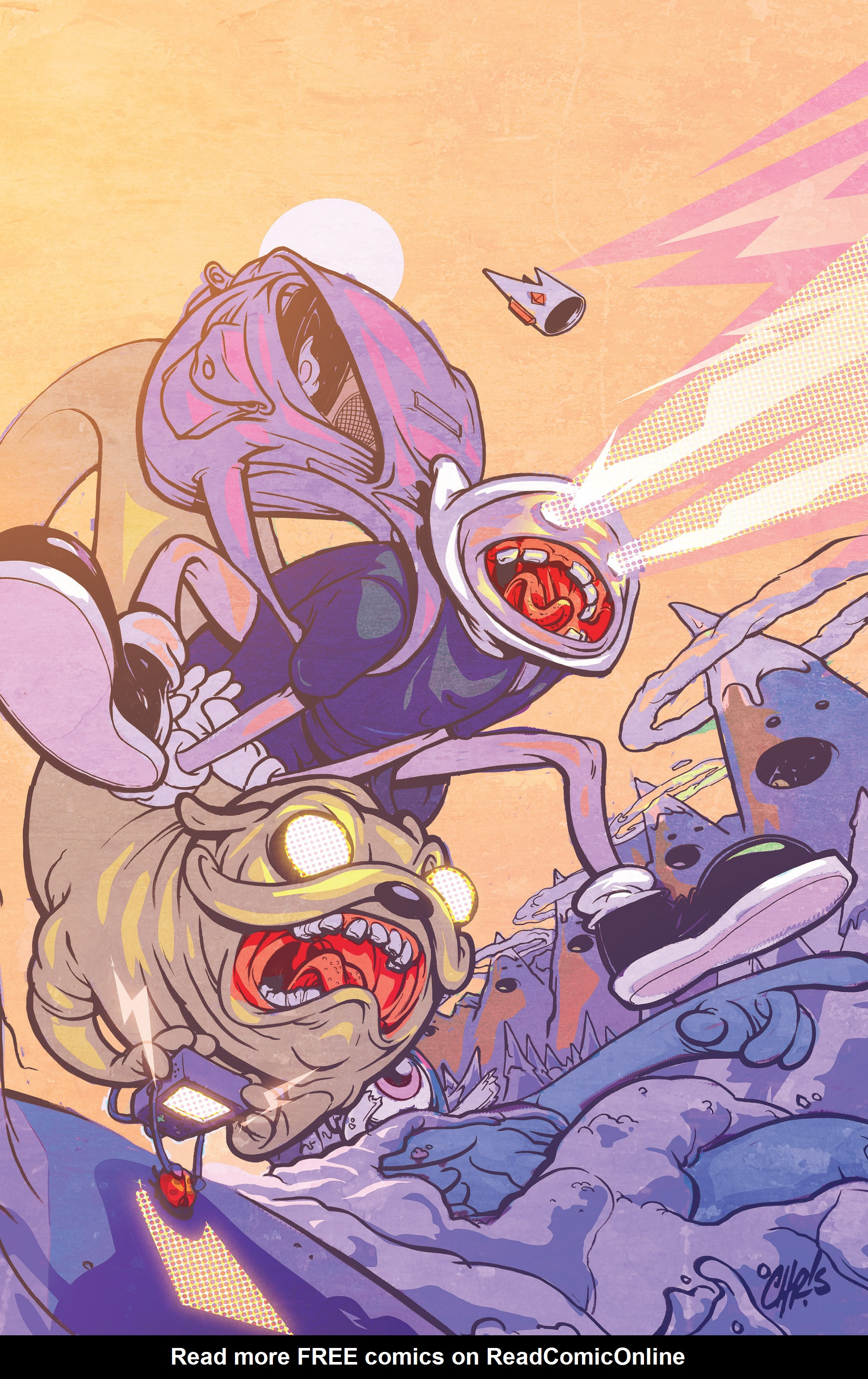 Read online Adventure Time comic -  Issue #19 - 4