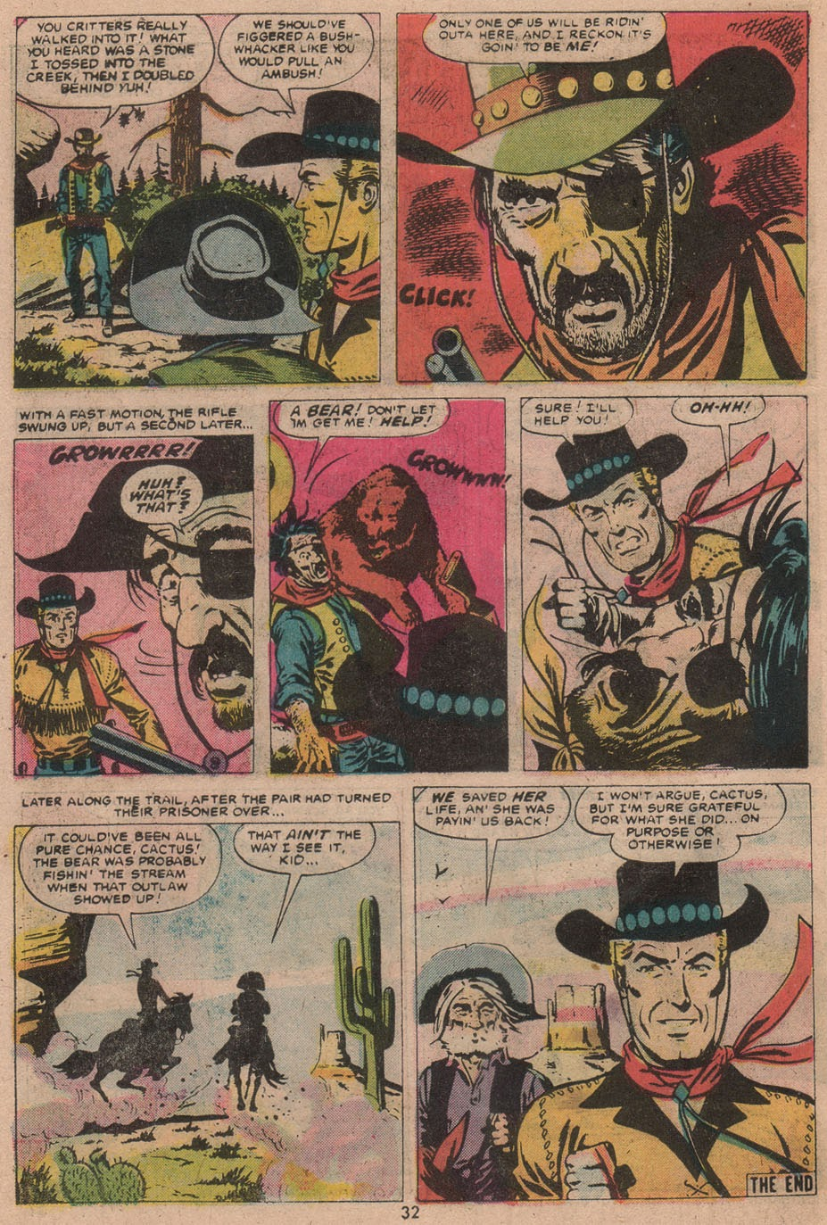 Kid Colt Outlaw issue 187 - Page 33
