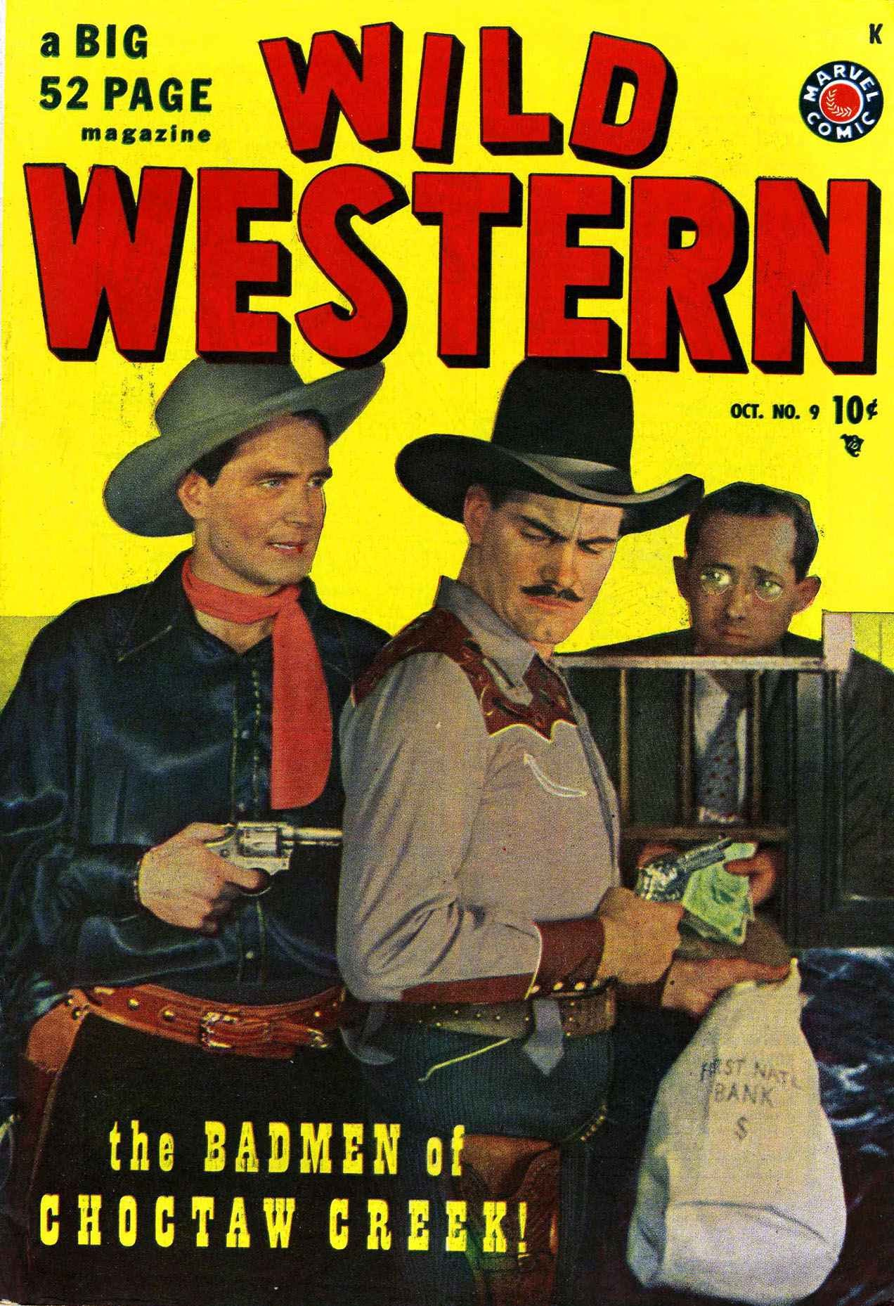 Wild Western 9 Page 1