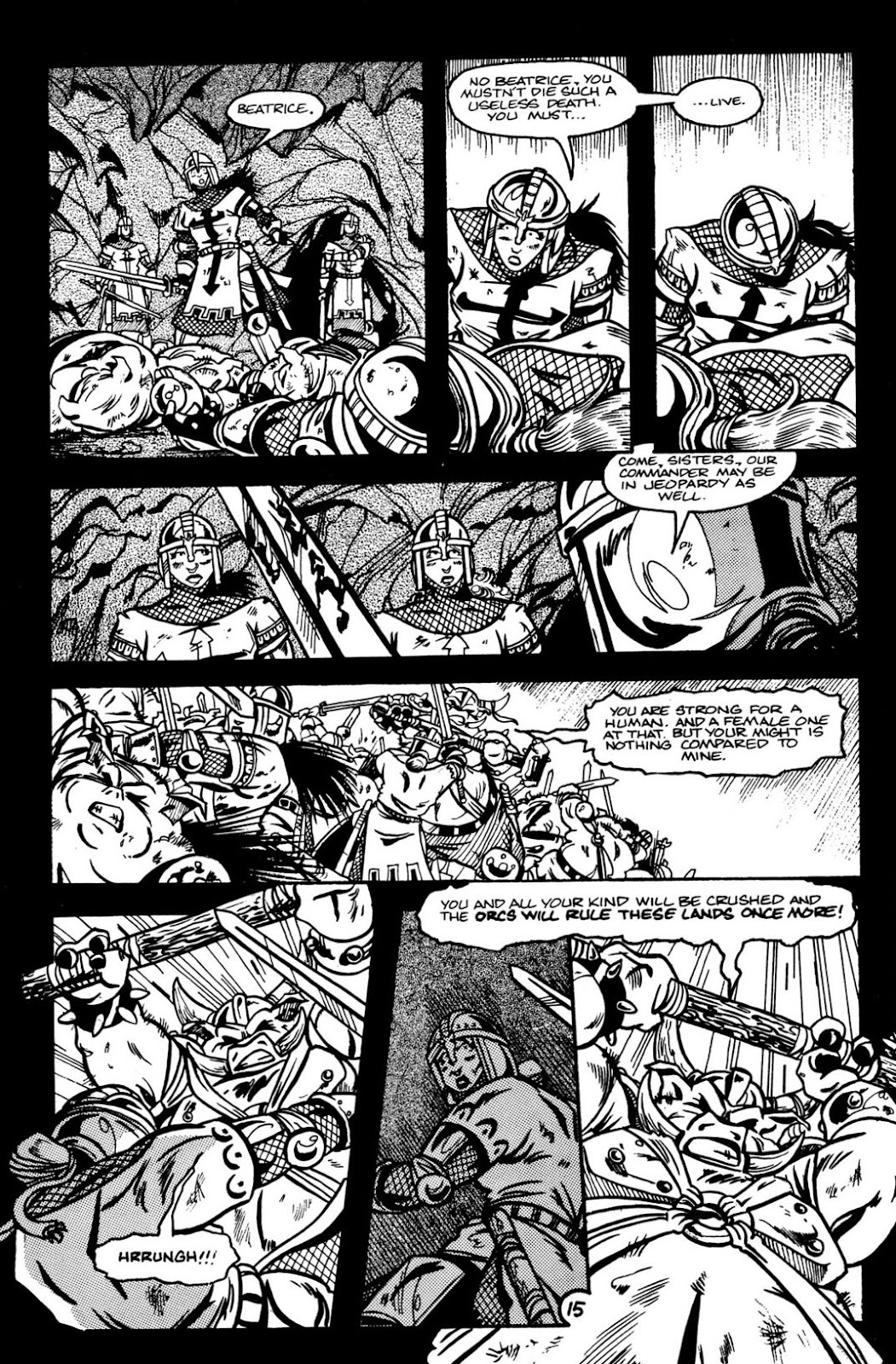 The Realm (1986) issue 9 - Page 17
