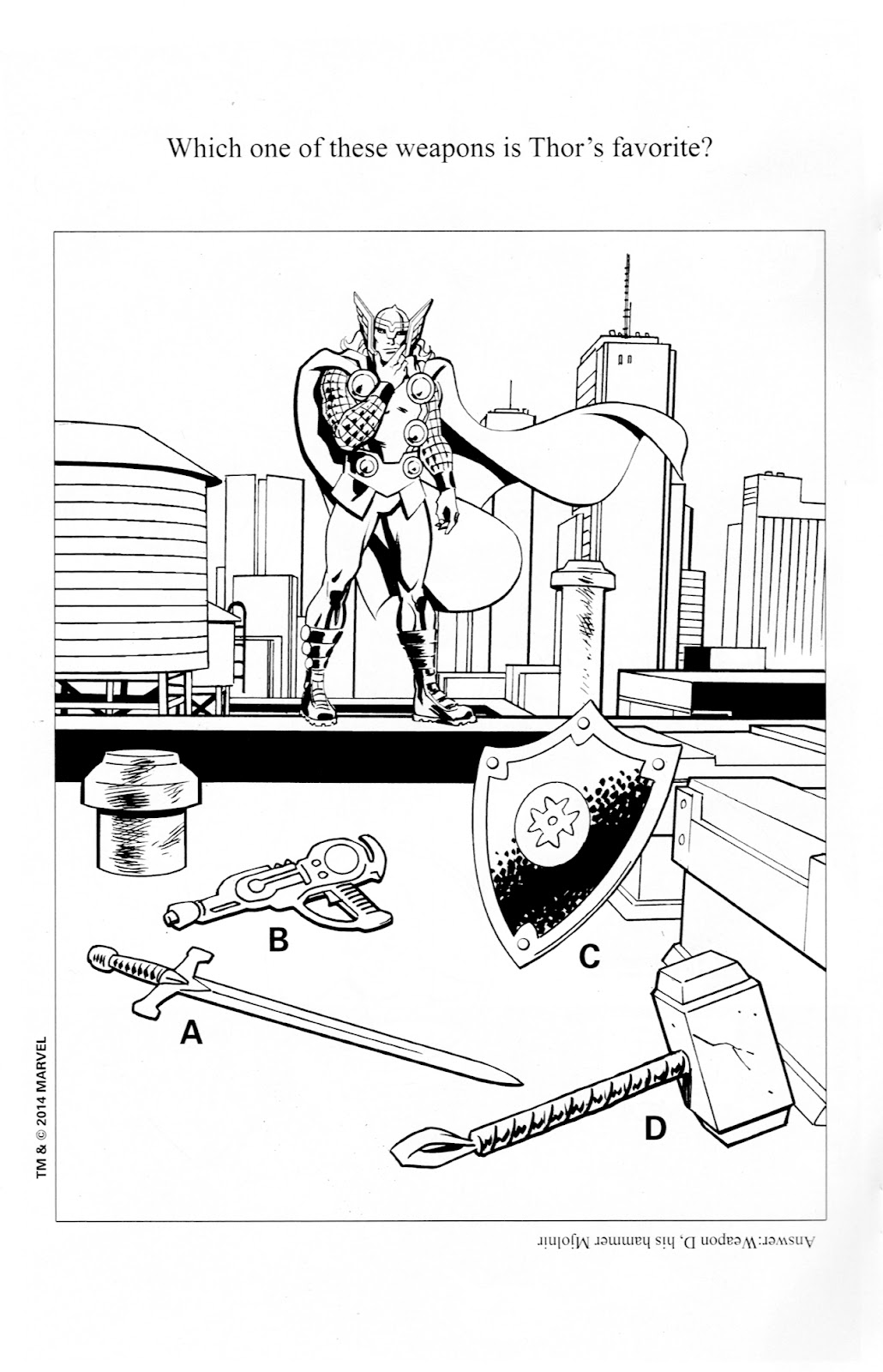 Read online Marvel Universe Avengers Assemble Season 2 comic -  Issue #4 - 25