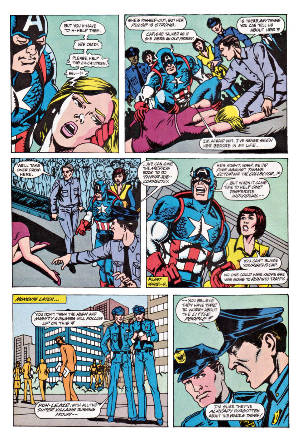 The Avengers (1963) 340 Page 4