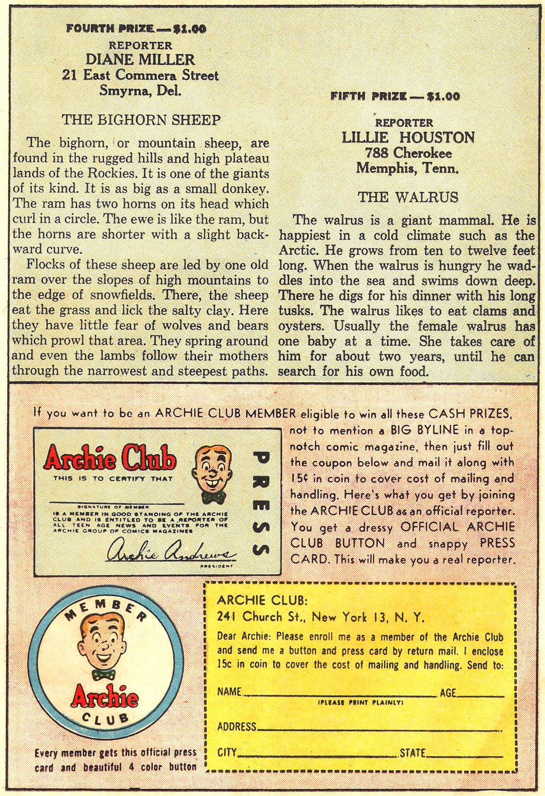 Read online Archie (1960) comic -  Issue #160 - 27