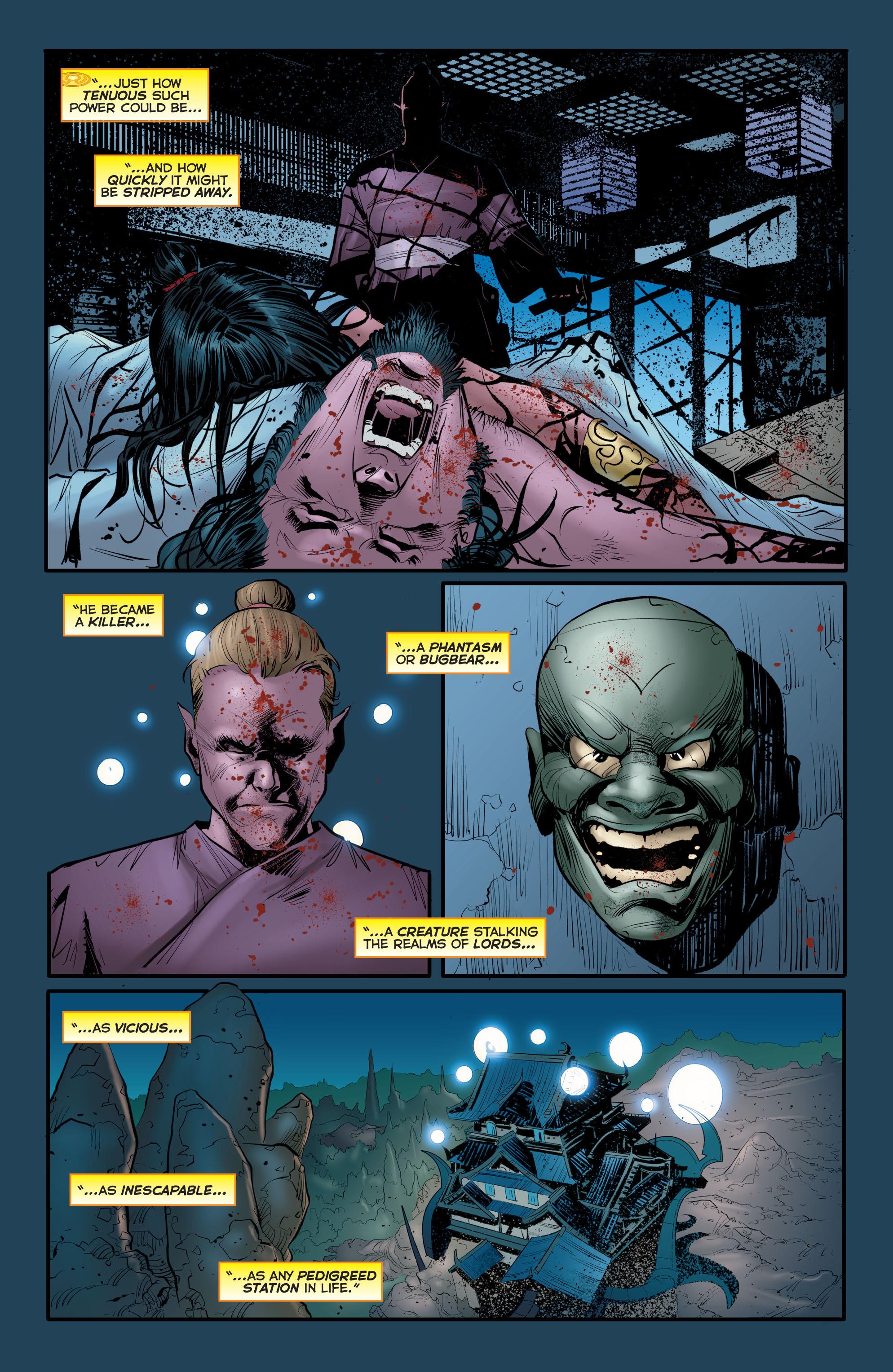 Read online Sinestro comic -  Issue # Annual 1 - 38