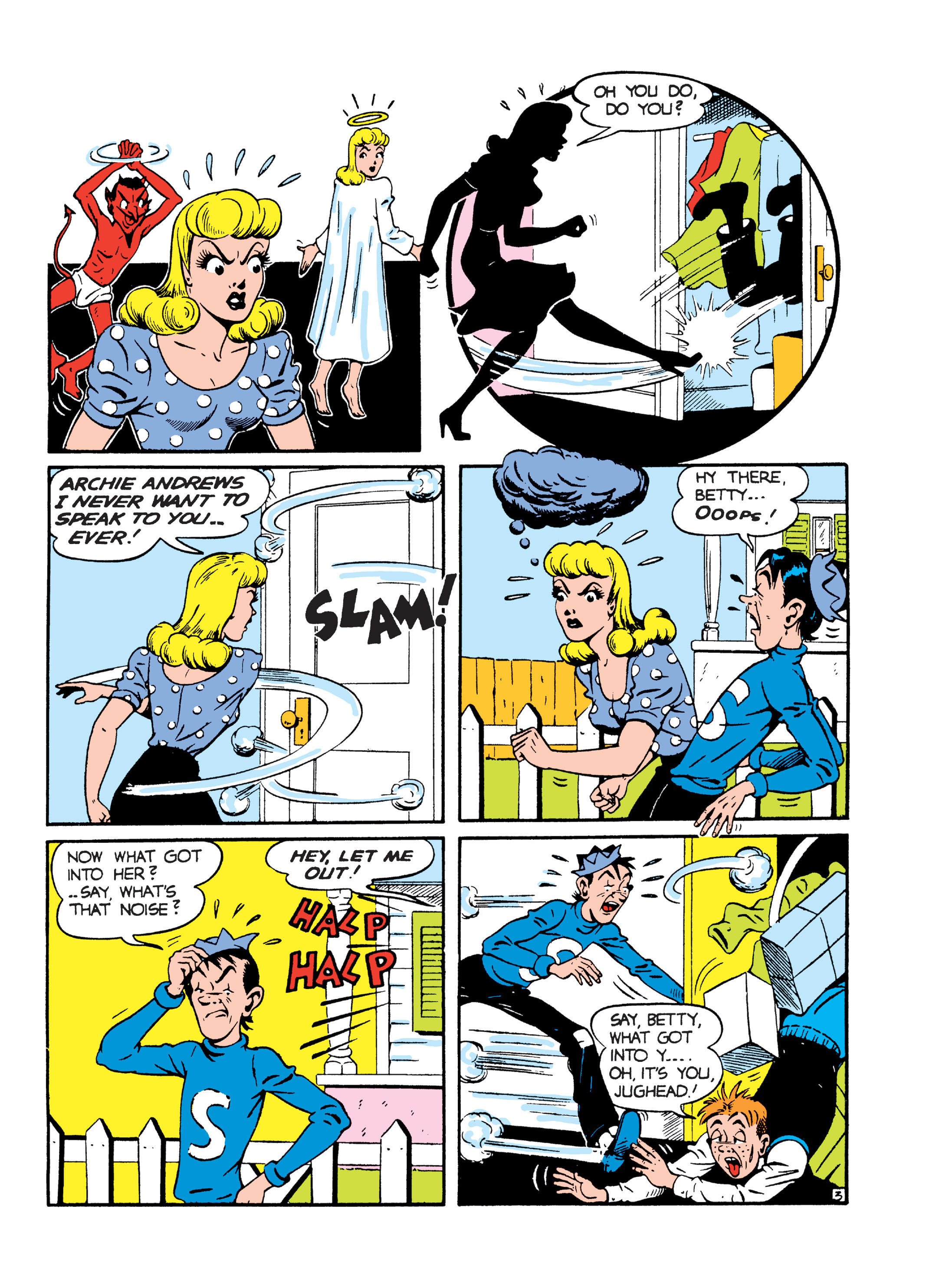 Read online Archie Giant Comics Collection comic -  Issue #Archie Giant Comics Collection TPB (Part 2) - 138