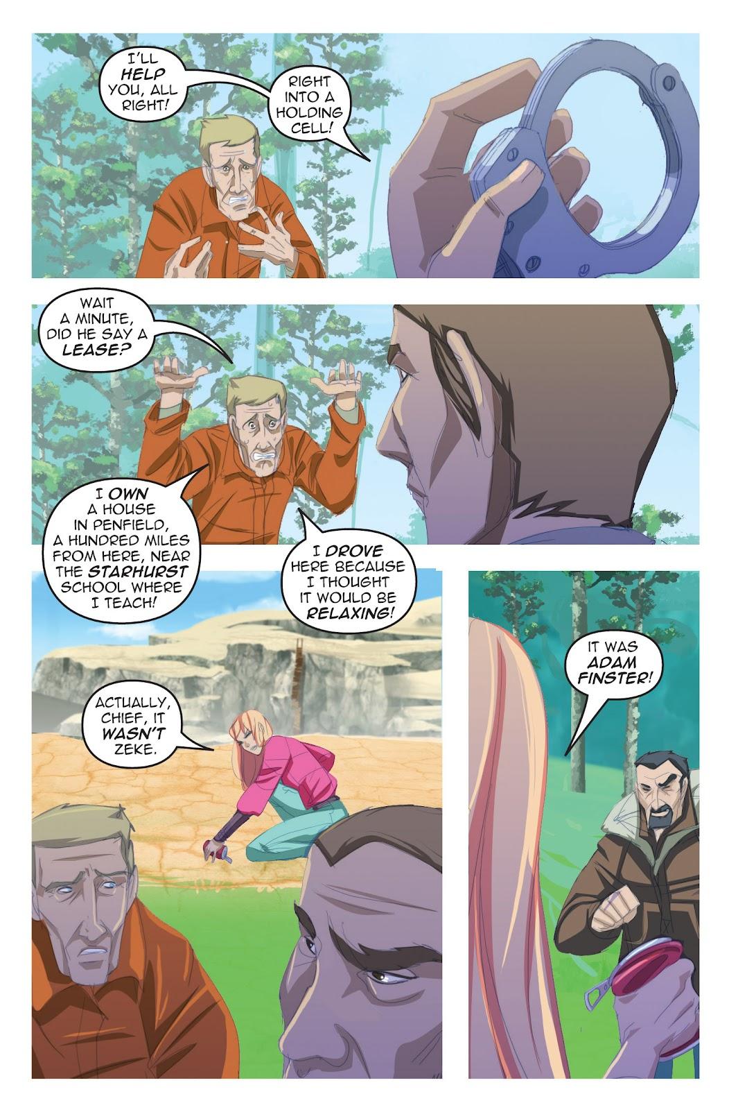Read online Nancy Drew comic -  Issue #19 - 69