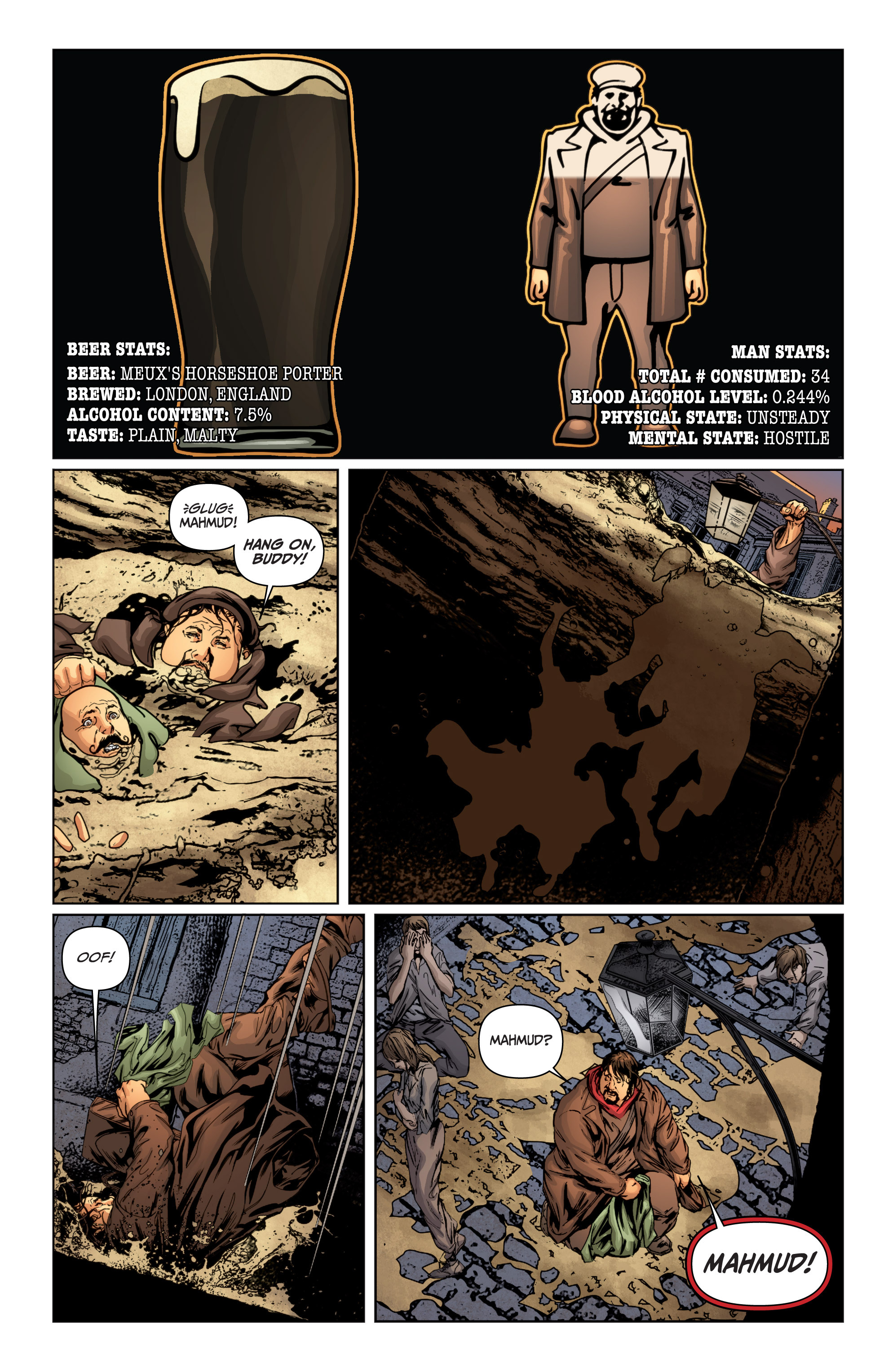 Read online Archer and Armstrong comic -  Issue #Archer and Armstrong _TPB 4 - 44