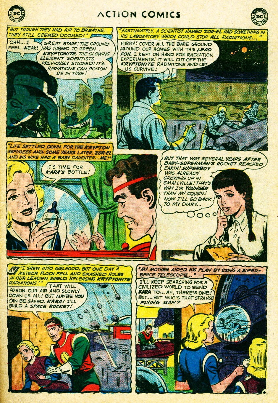 Read online Action Comics (1938) comic -  Issue #262 - 23