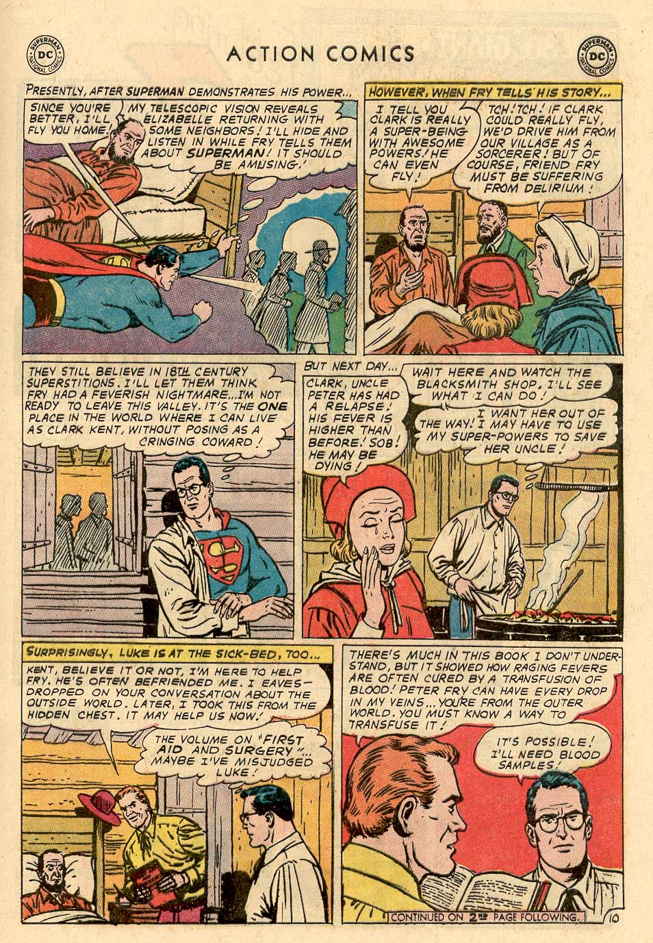 Read online Action Comics (1938) comic -  Issue #324 - 13