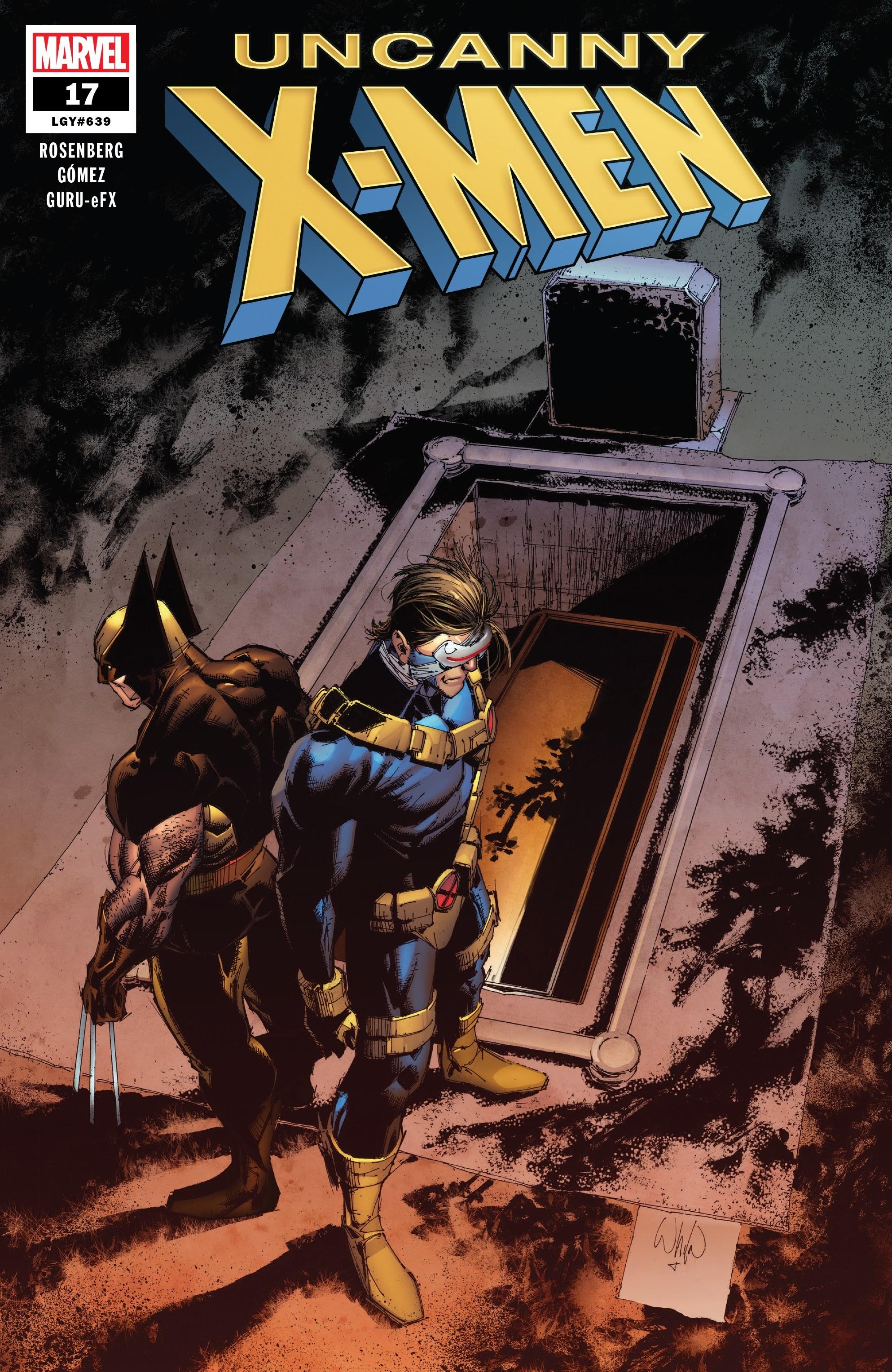 Uncanny X-Men (2019) 17 Page 1