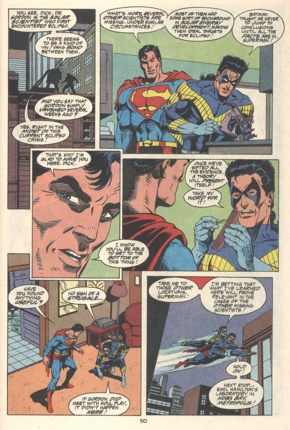 Read online Adventures of Superman (1987) comic -  Issue #Adventures of Superman (1987) _Annual 4 - 51
