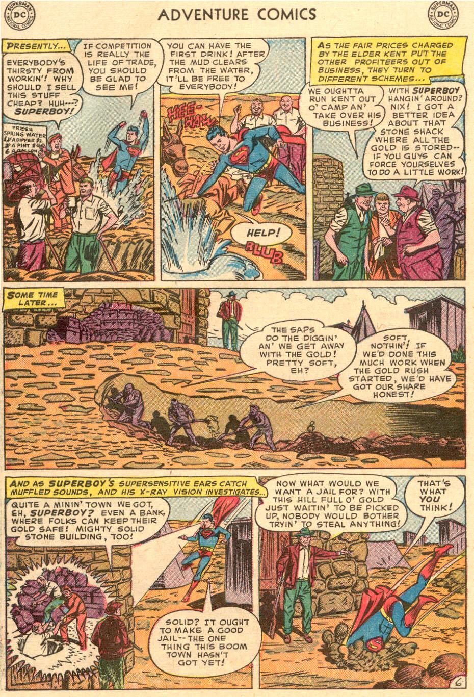 Read online Adventure Comics (1938) comic -  Issue #186 - 8