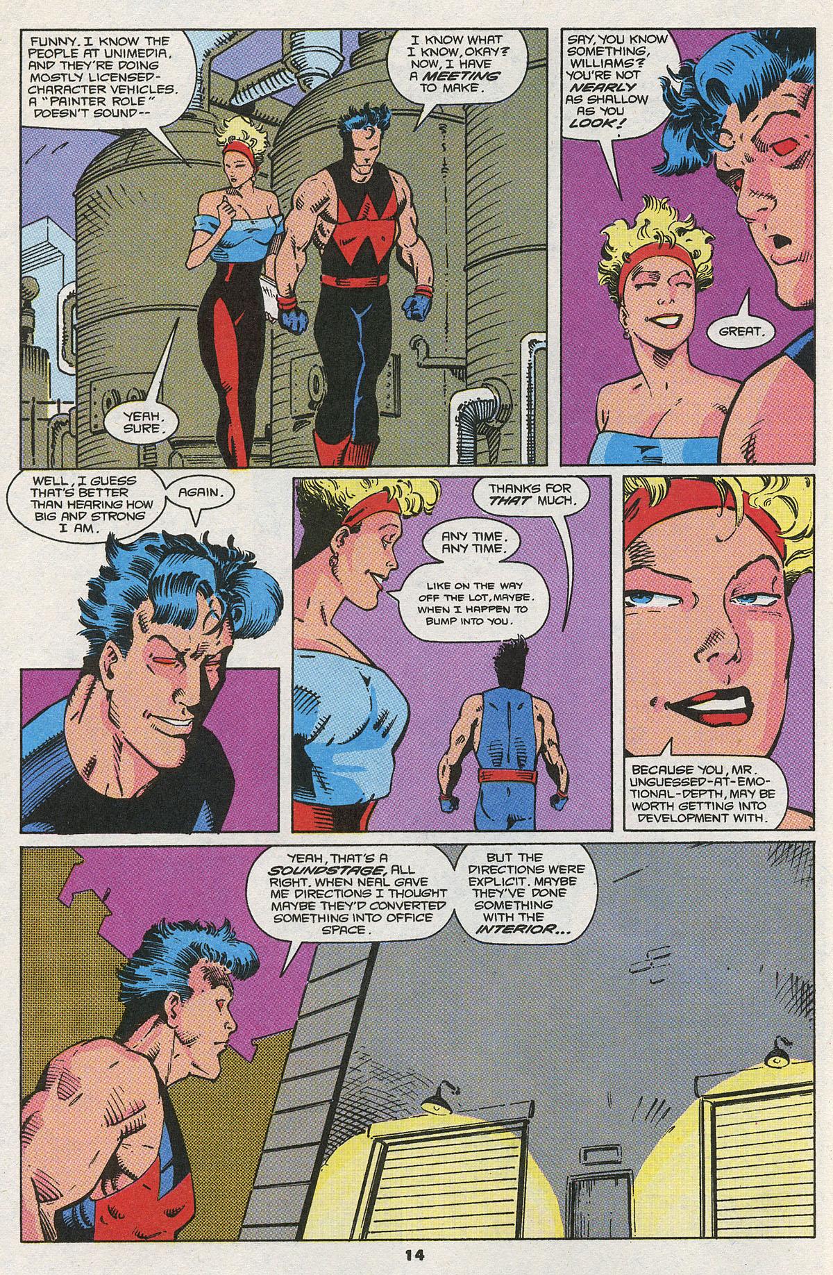 Read online Wonder Man (1991) comic -  Issue #4 - 11