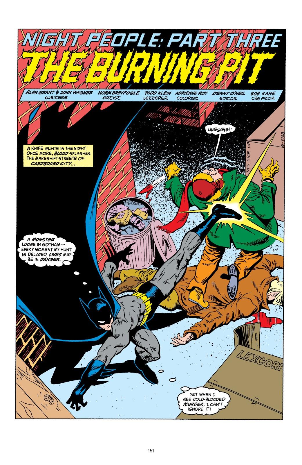 Read online Detective Comics (1937) comic -  Issue # _TPB Batman - The Dark Knight Detective 2 (Part 2) - 53