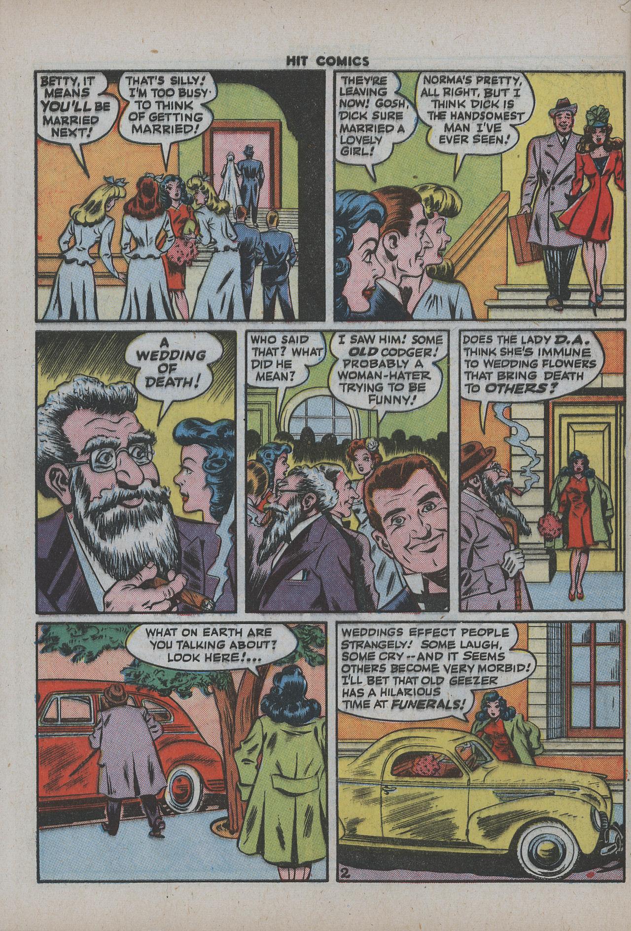 Read online Hit Comics comic -  Issue #38 - 55