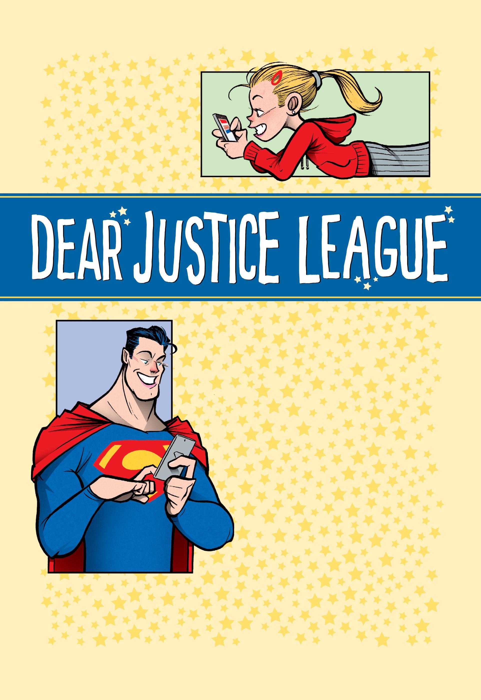 Dear Justice League #TPB_(Part_1) #2 - English 2