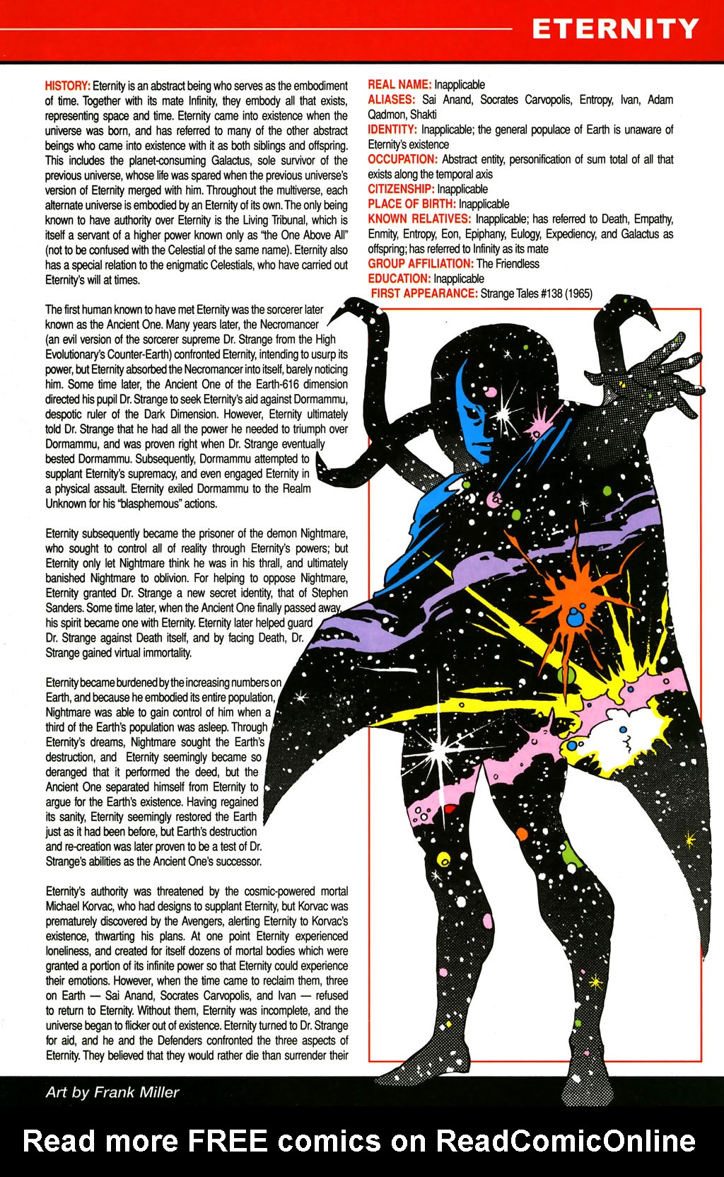 Read online All-New Official Handbook of the Marvel Universe A to Z comic -  Issue #4 - 21