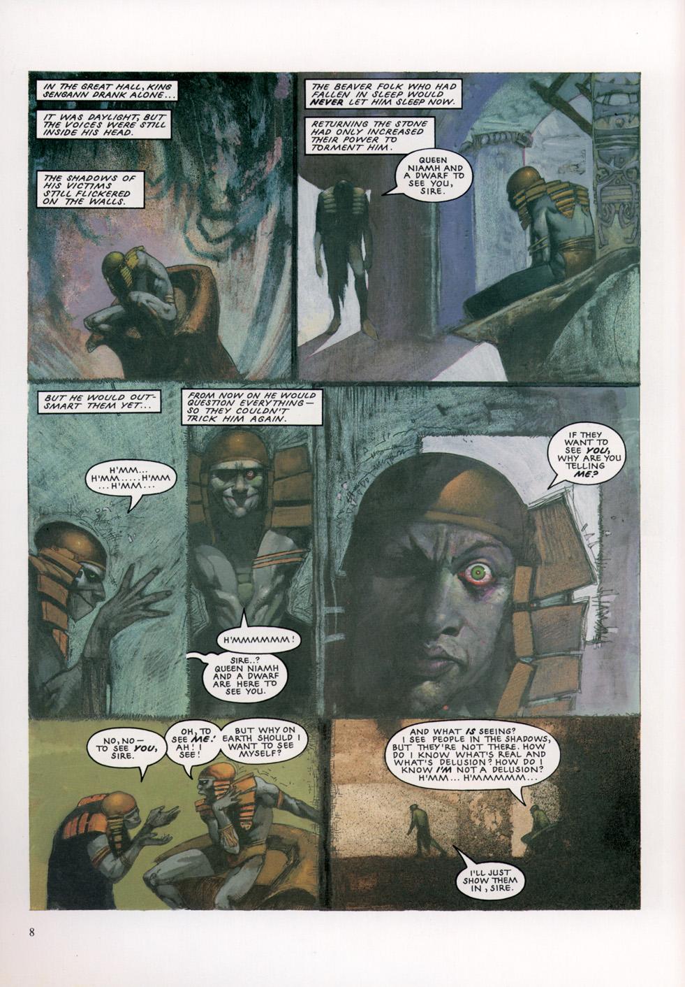 Read online Slaine: The Horned God (1993) comic -  Issue #4 - 9