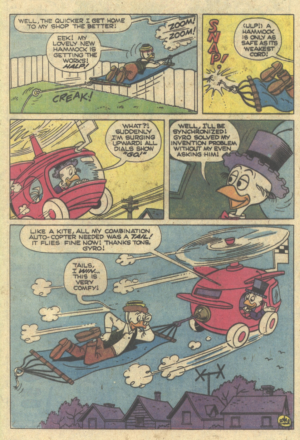 Read online Uncle Scrooge (1953) comic -  Issue #166 - 33