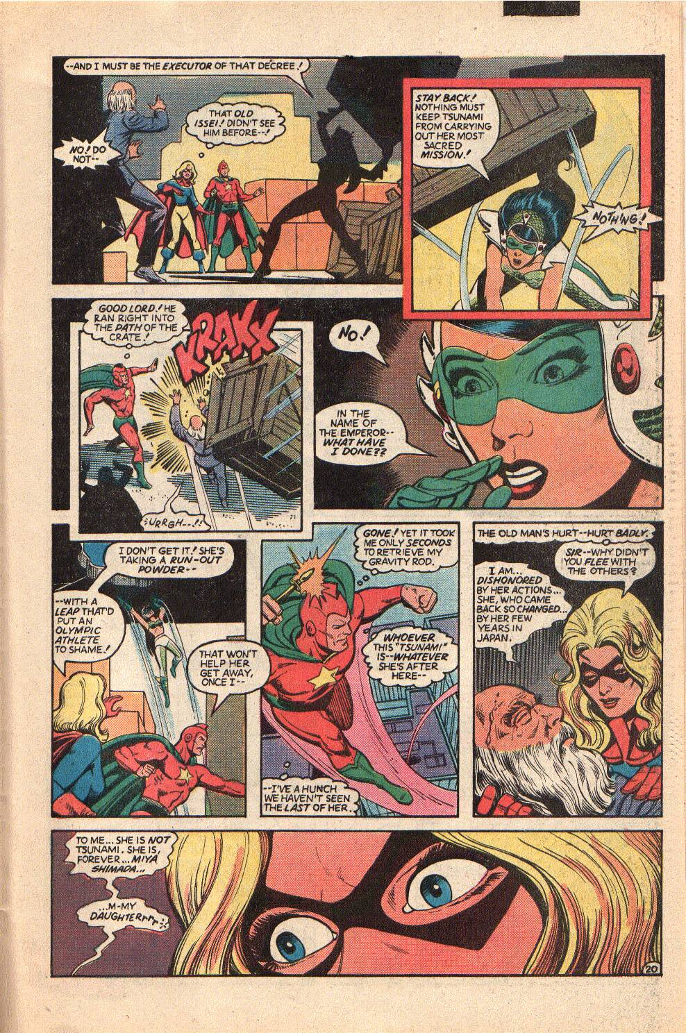 Read online All-Star Squadron comic -  Issue #33 - 27