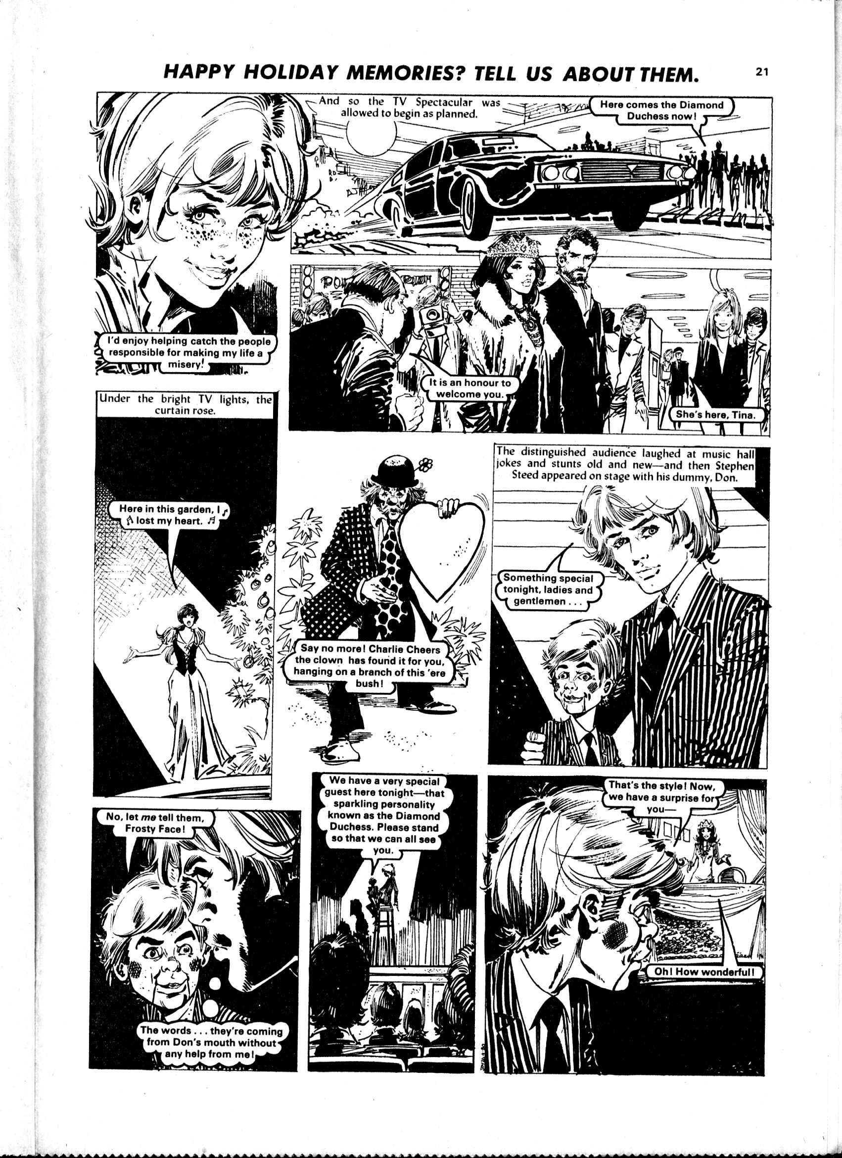 Read online Judy comic -  Issue #59 - 21