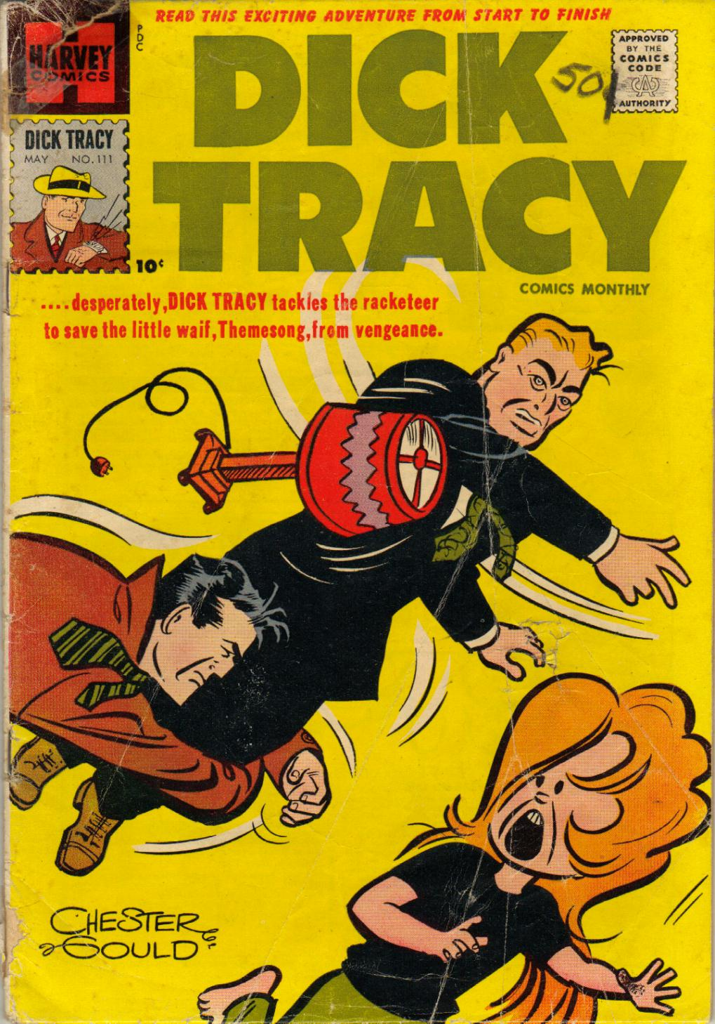 Dick Tracy (1950) 111 Page 1