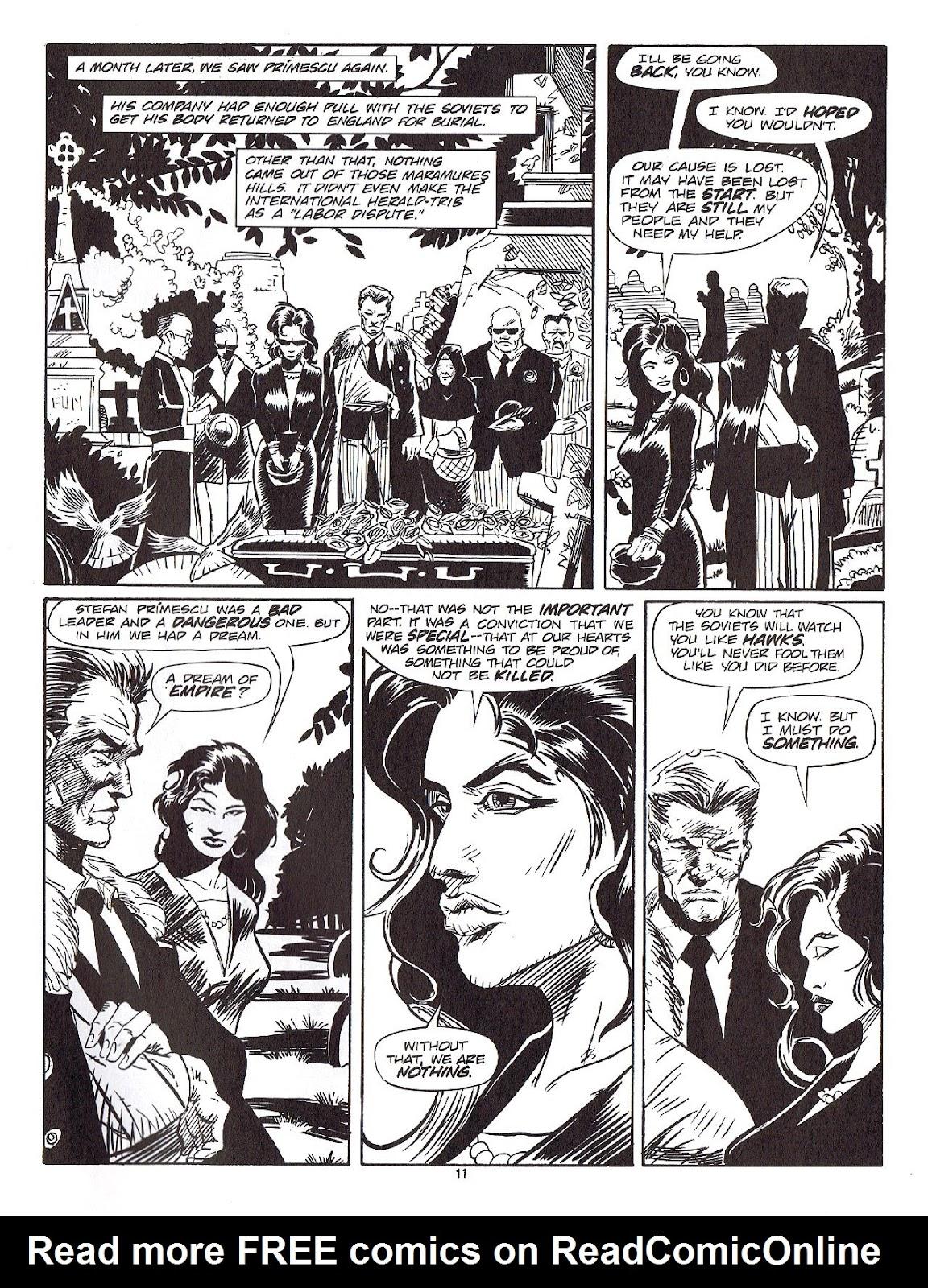 Read online Merchants of Death comic -  Issue #4 - 41