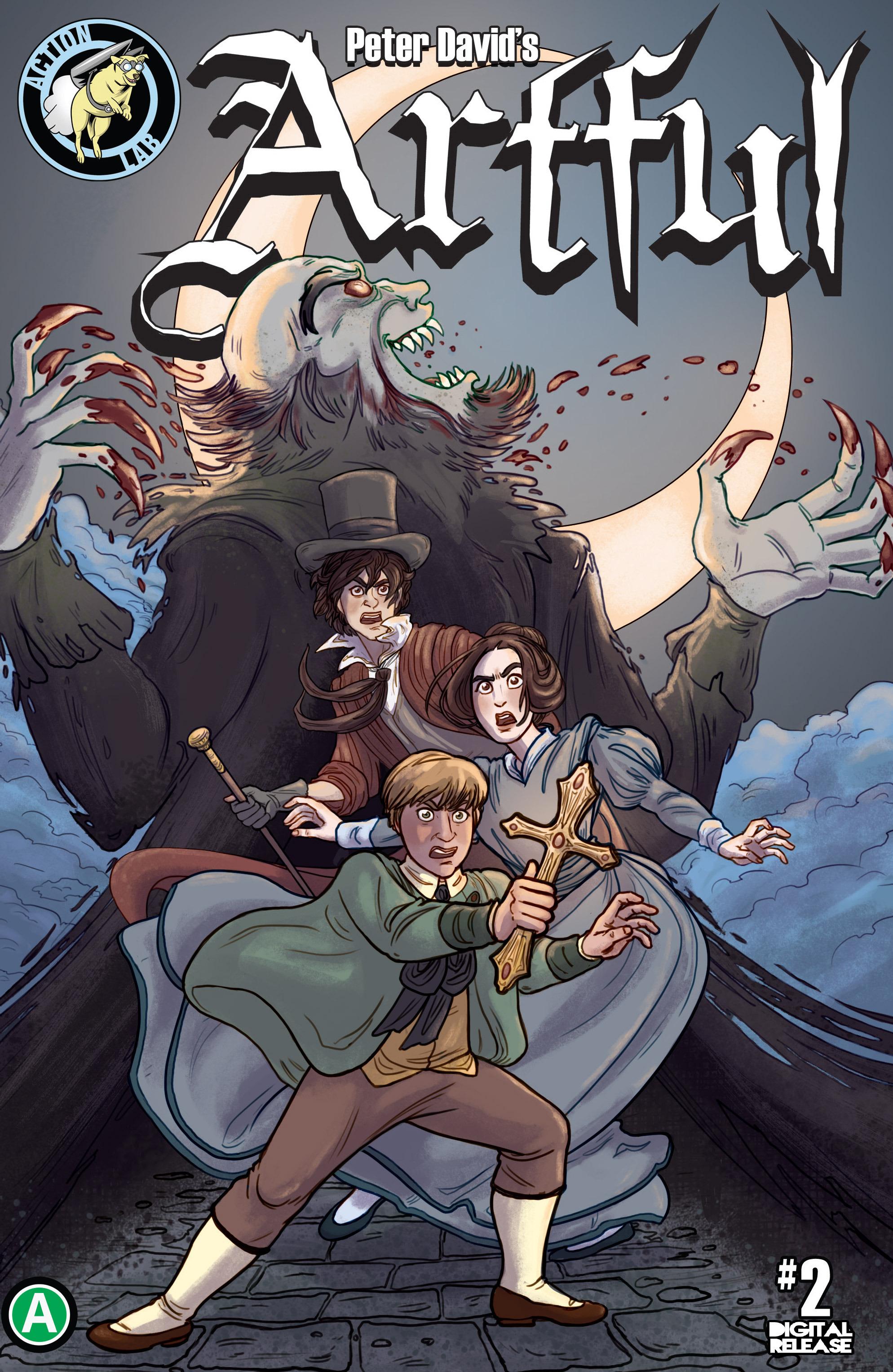 Read online Artful comic -  Issue #2 - 1