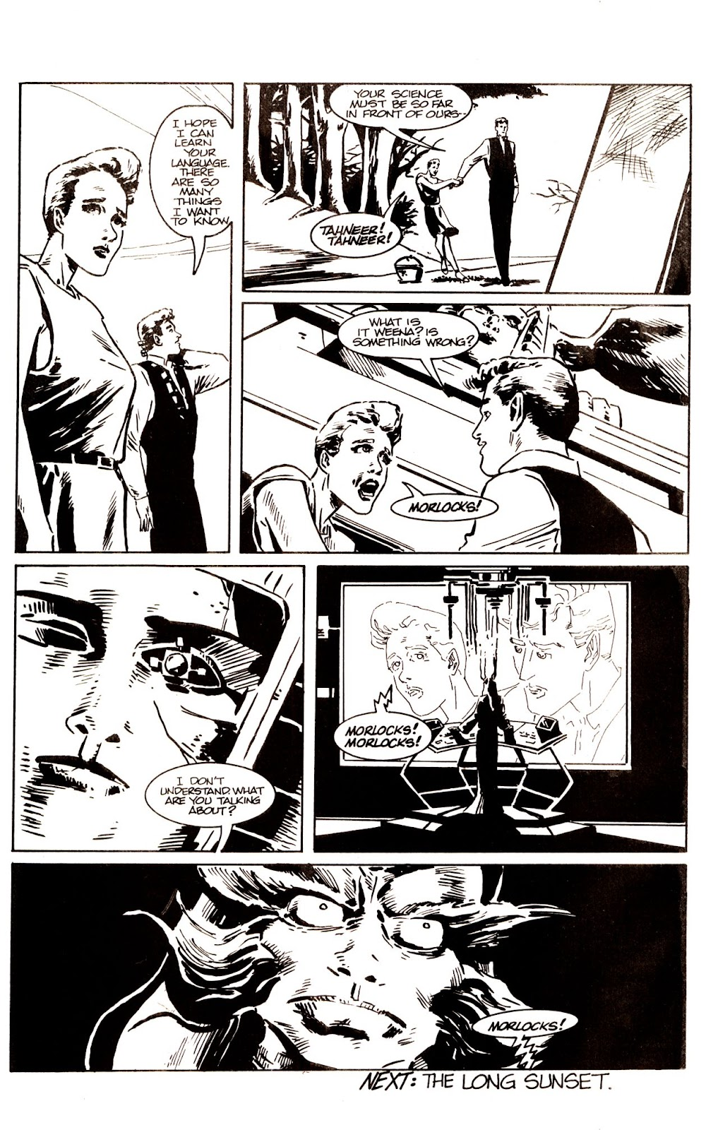 The Time Machine issue 1 - Page 30