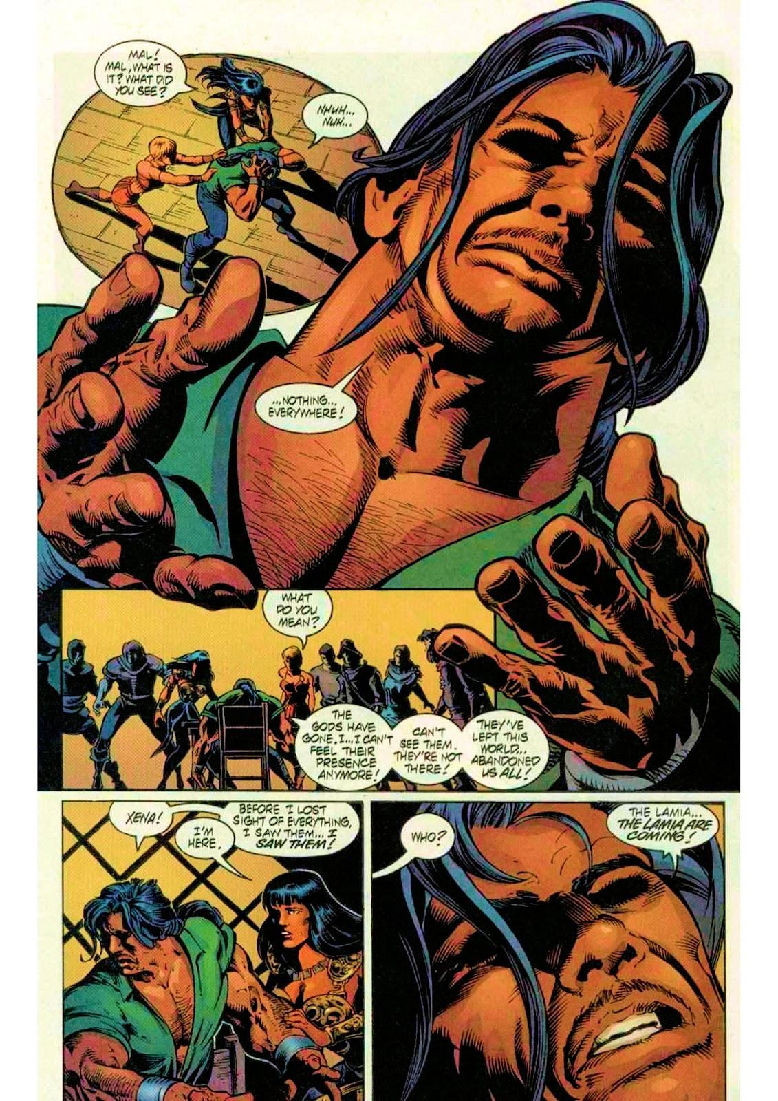 Xena: Warrior Princess (1999) Issue #11 #11 - English 14