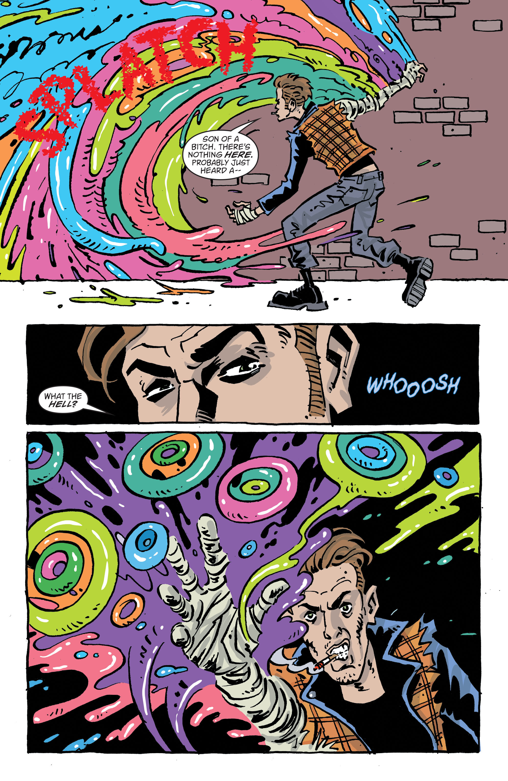 Read online Art Ops comic -  Issue #11 - 6