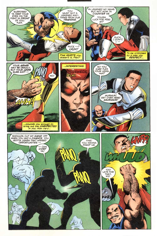 Read online Alpha Flight (1997) comic -  Issue #5 - 13