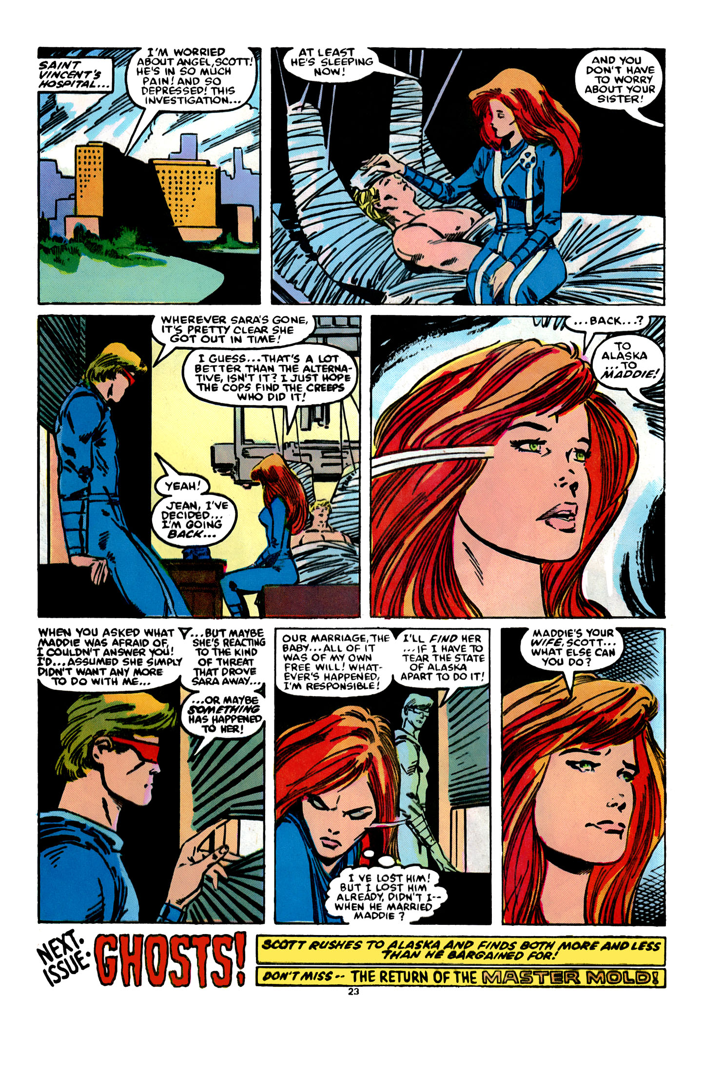 Read online X-Factor (1986) comic -  Issue #12 - 25