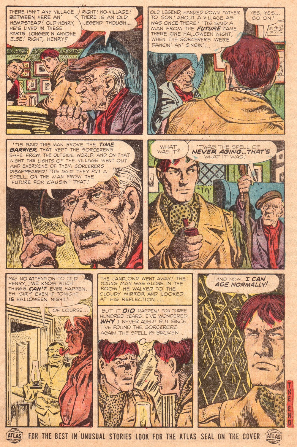 Journey Into Unknown Worlds (1950) issue 38 - Page 7