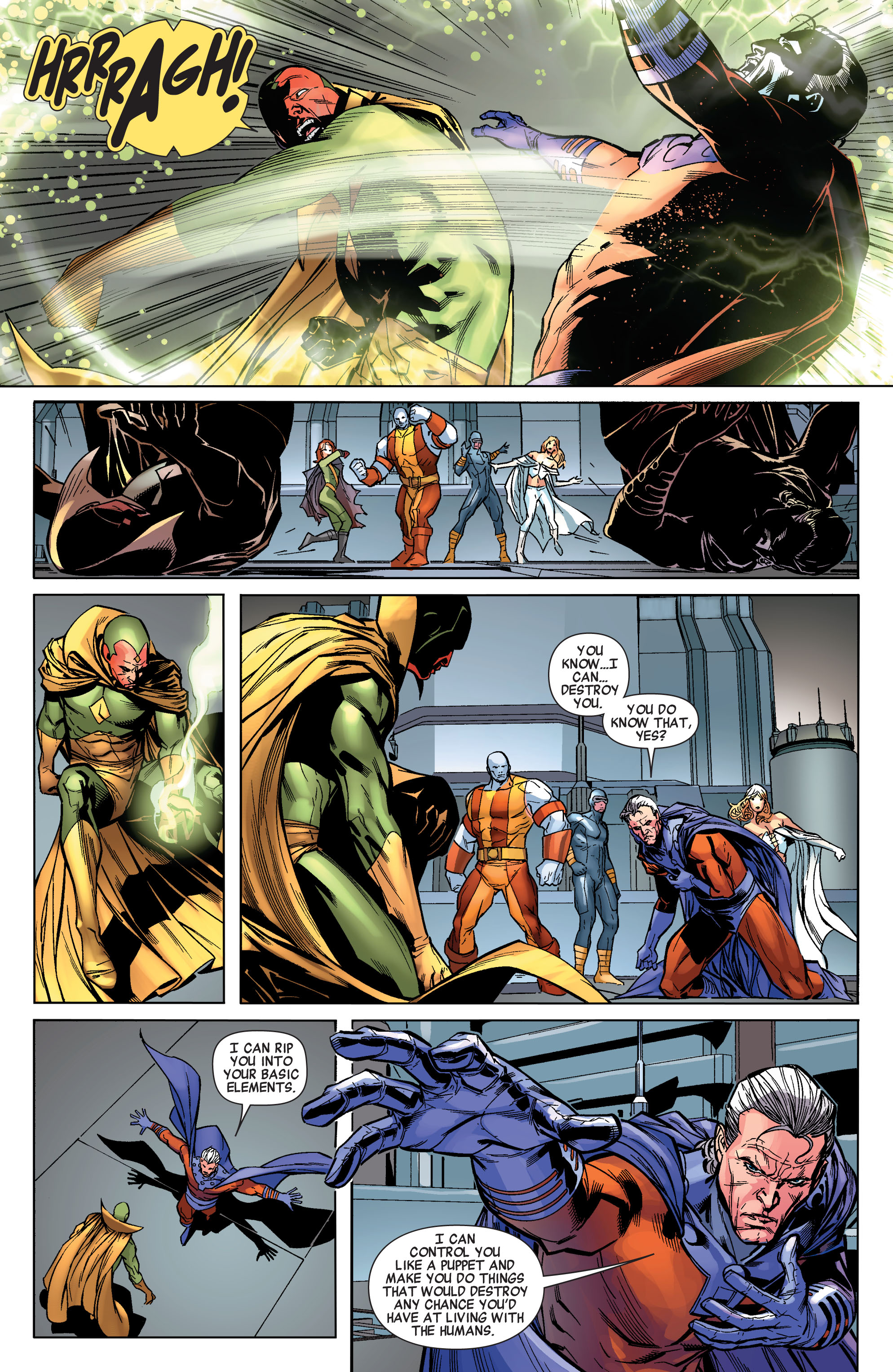 Read online Avengers (2010) comic -  Issue #24.1 - 15