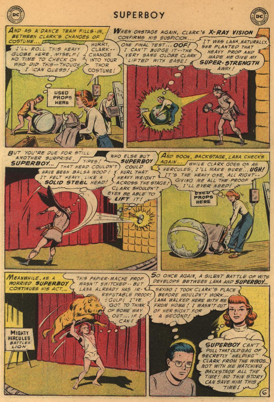Superboy (1949) issue 44 - Page 27