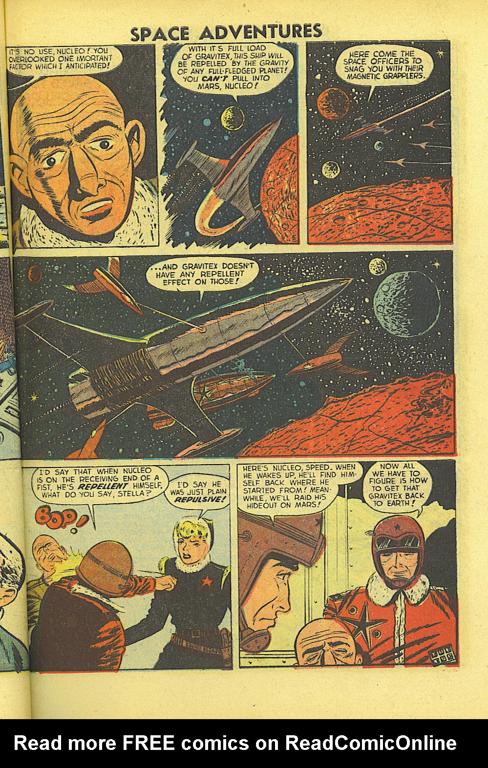 Space Adventures (1952) issue 4 - Page 26