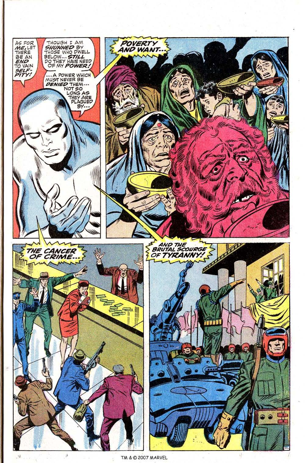Read online Silver Surfer (1968) comic -  Issue #2 - 15