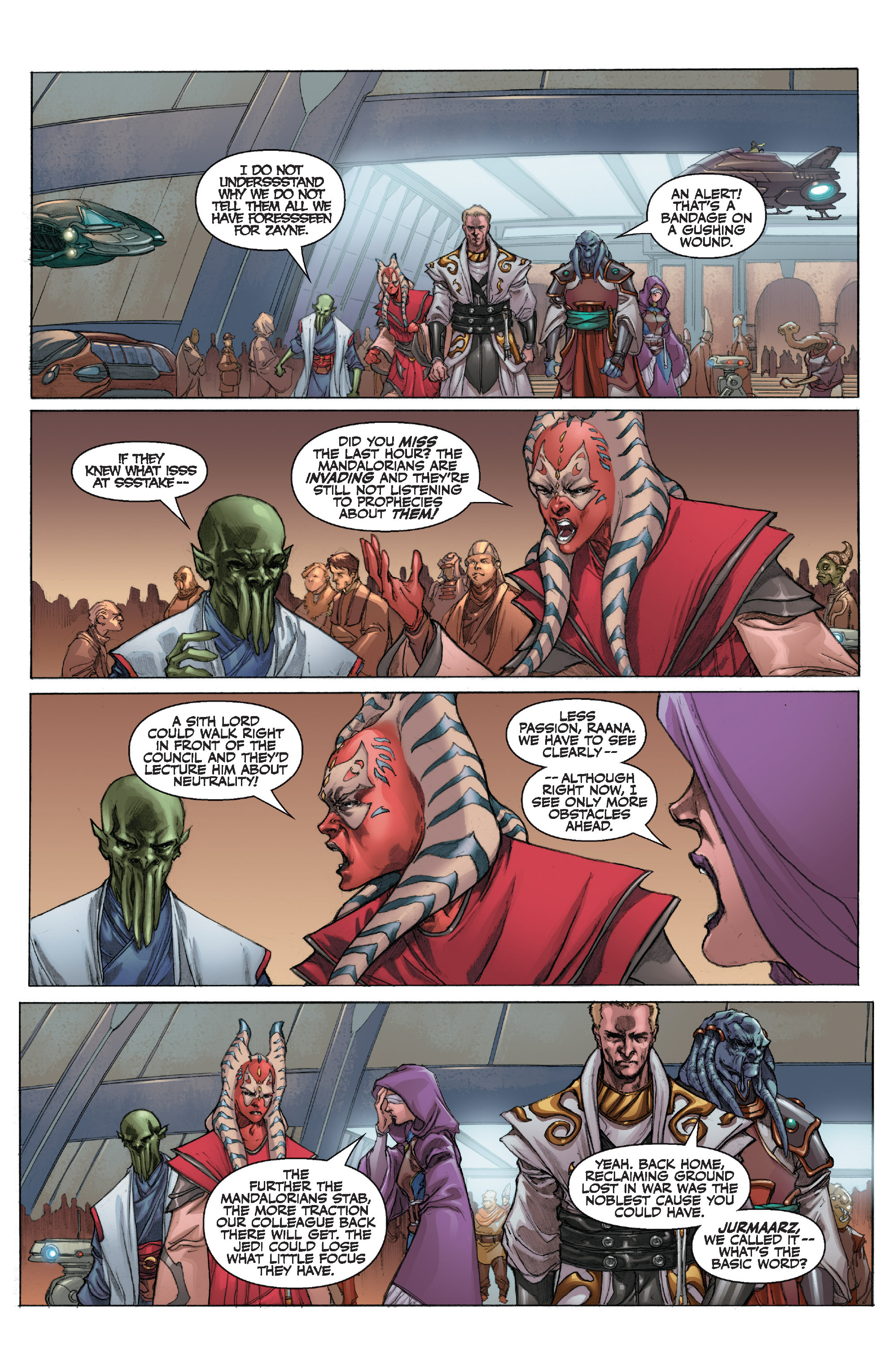 Read online Star Wars Omnibus comic -  Issue # Vol. 29 - 222