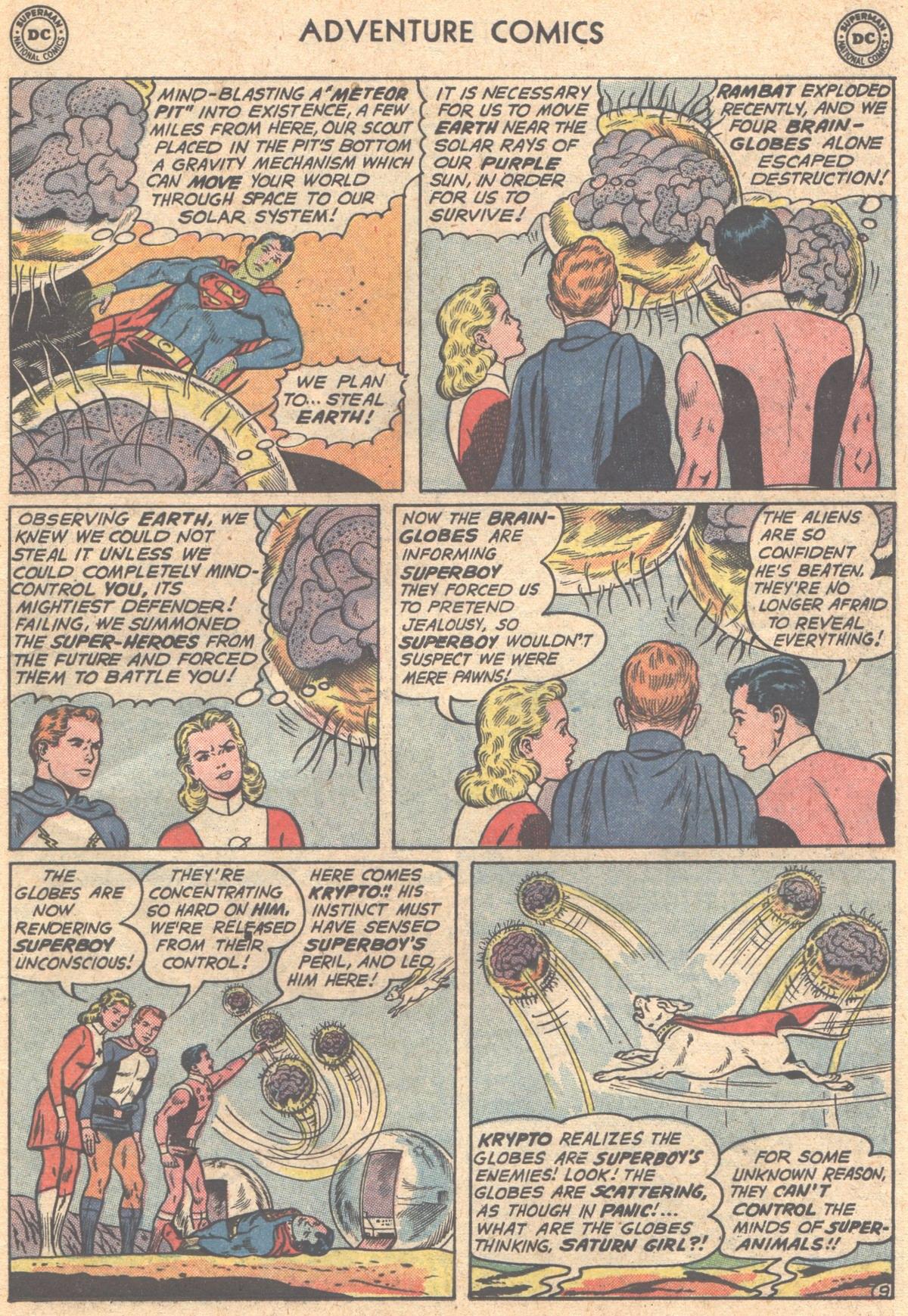 Read online Adventure Comics (1938) comic -  Issue #293 - 11