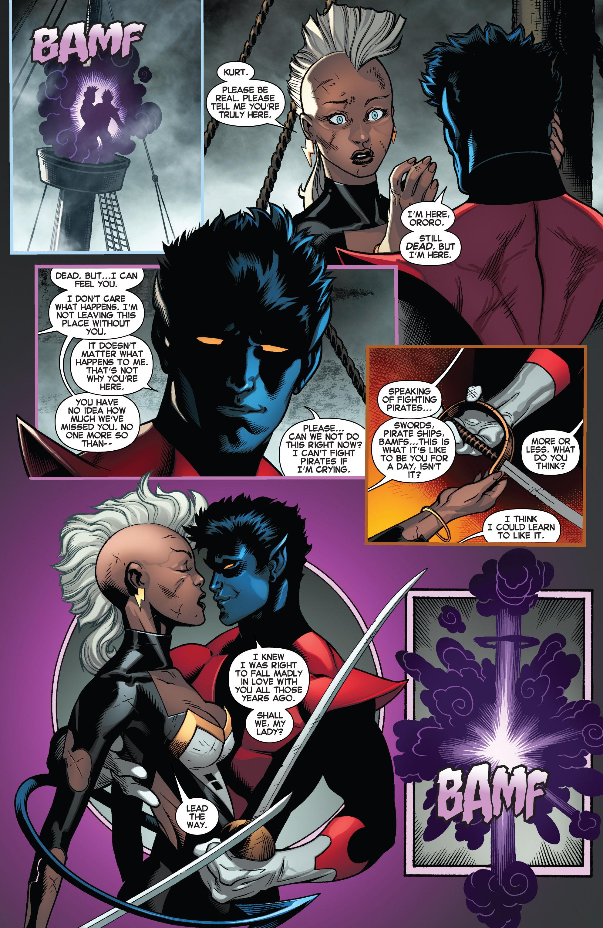 Read online Amazing X-Men (2014) comic -  Issue #3 - 16