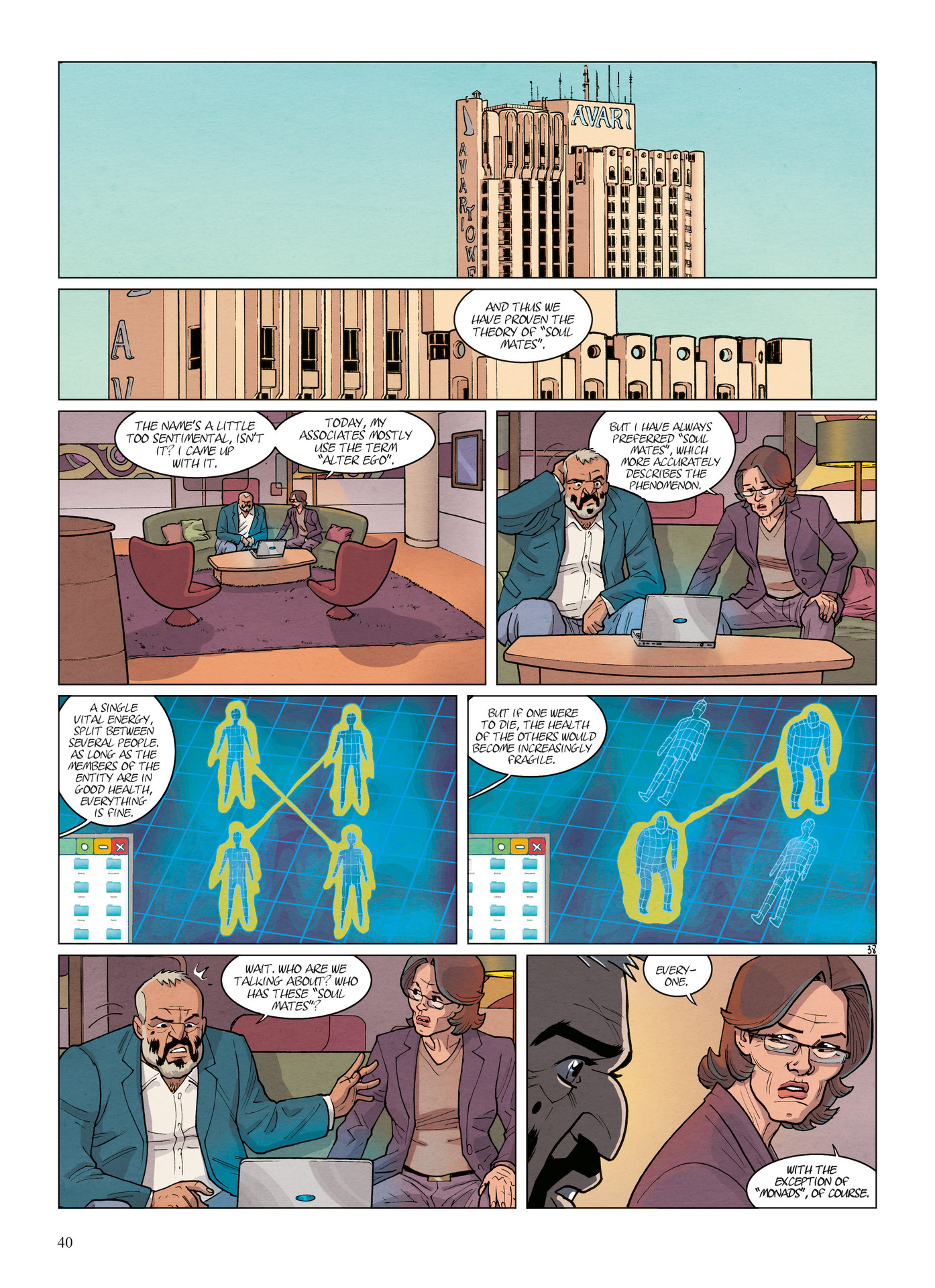 Read online Alter Ego comic -  Issue #6 - 42