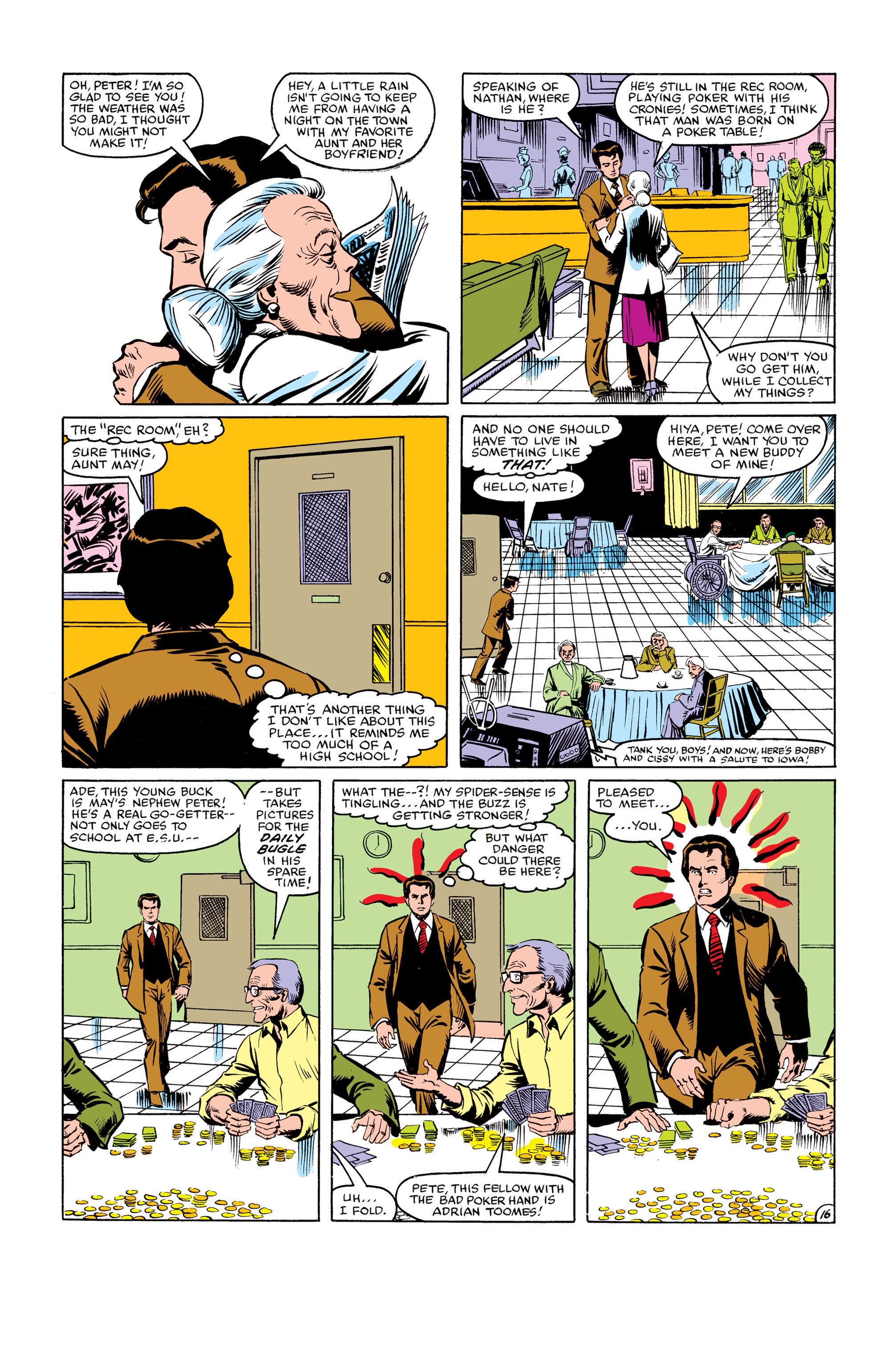 The Amazing Spider-Man (1963) 224 Page 16