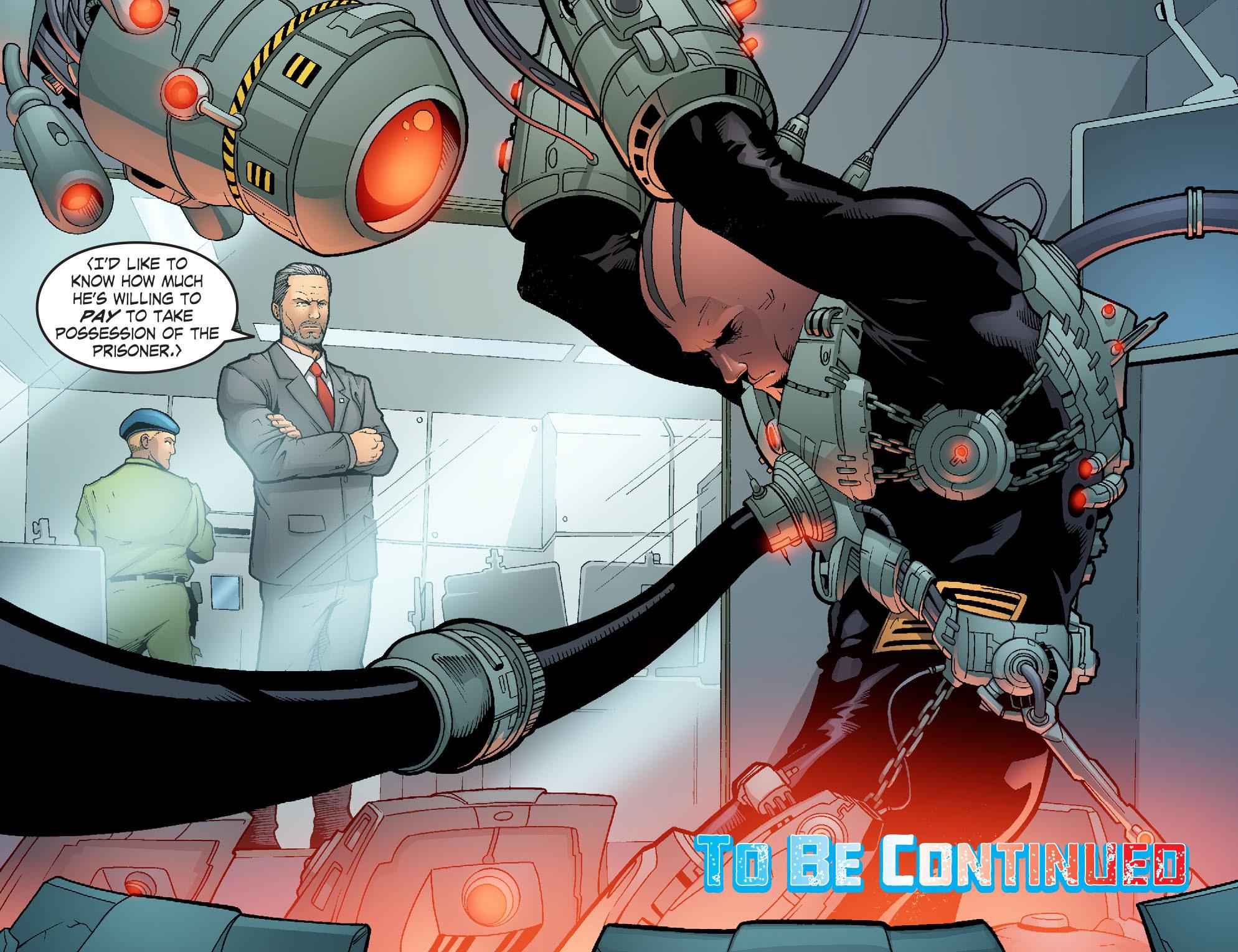 Read online Smallville: Alien comic -  Issue #3 - 22