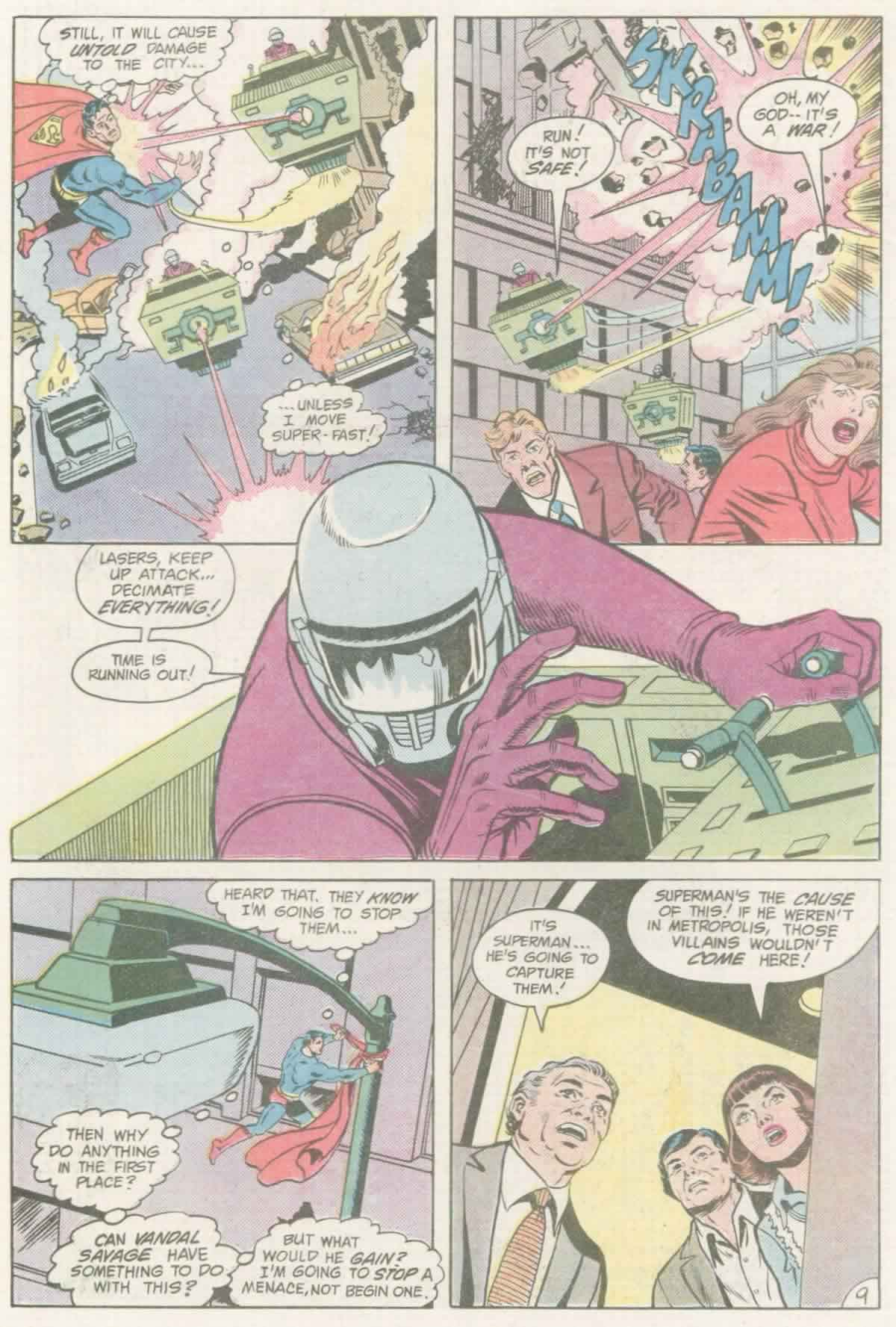 Action Comics (1938) 556 Page 9