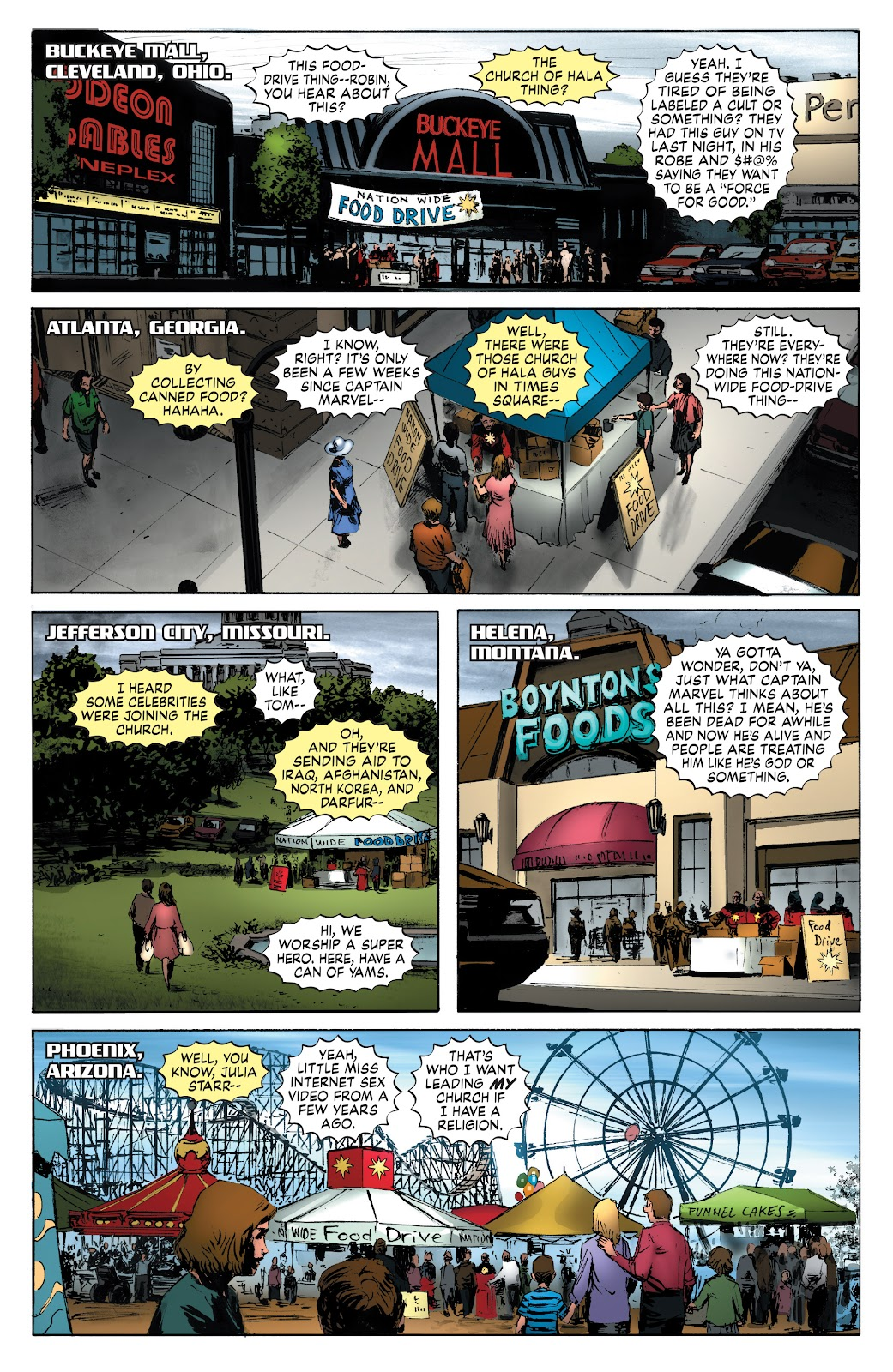 Read online Secret Invasion: Rise of the Skrulls comic -  Issue # TPB (Part 4) - 12