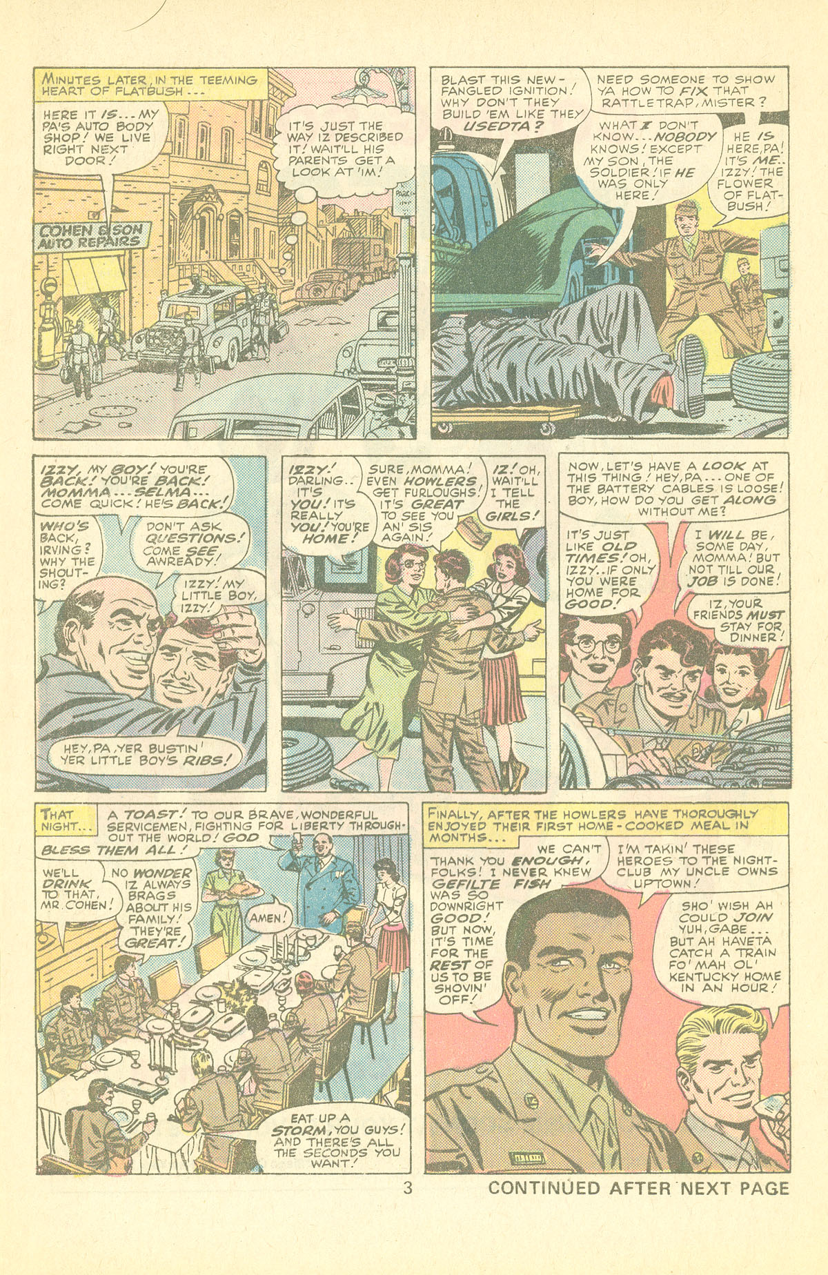 Read online Sgt. Fury comic -  Issue #126 - 5