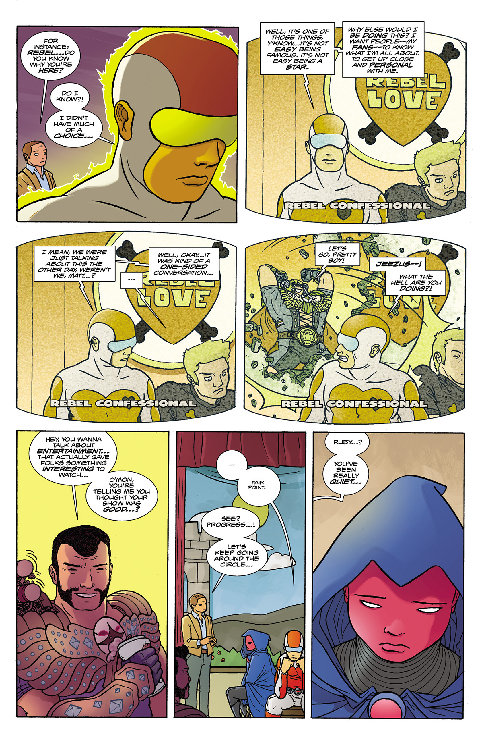 Read online Catalyst Comix comic -  Issue #2 - 26