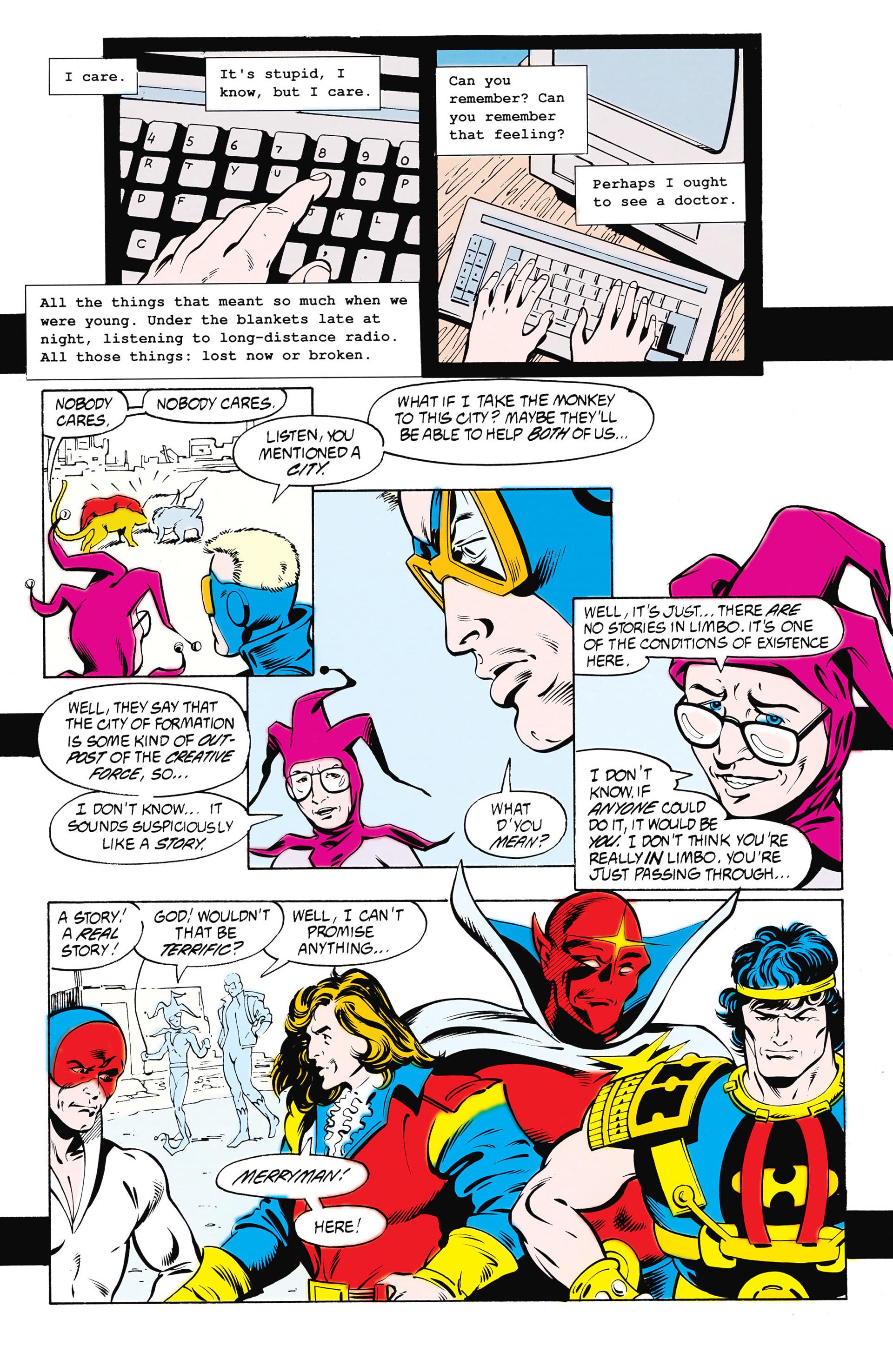 Read online Animal Man (1988) comic -  Issue #25 - 13