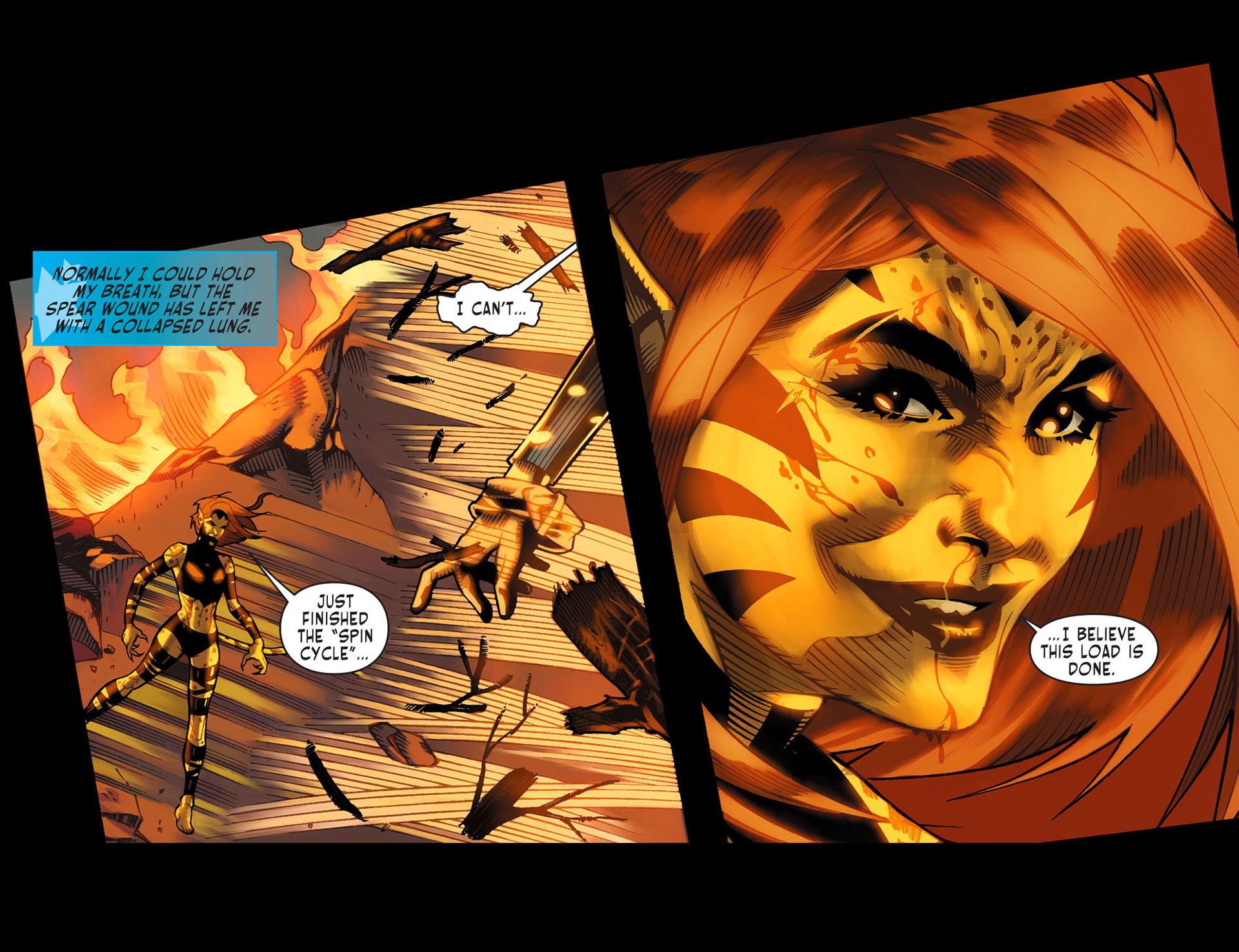 Read online Sensation Comics Featuring Wonder Woman comic -  Issue #13 - 12